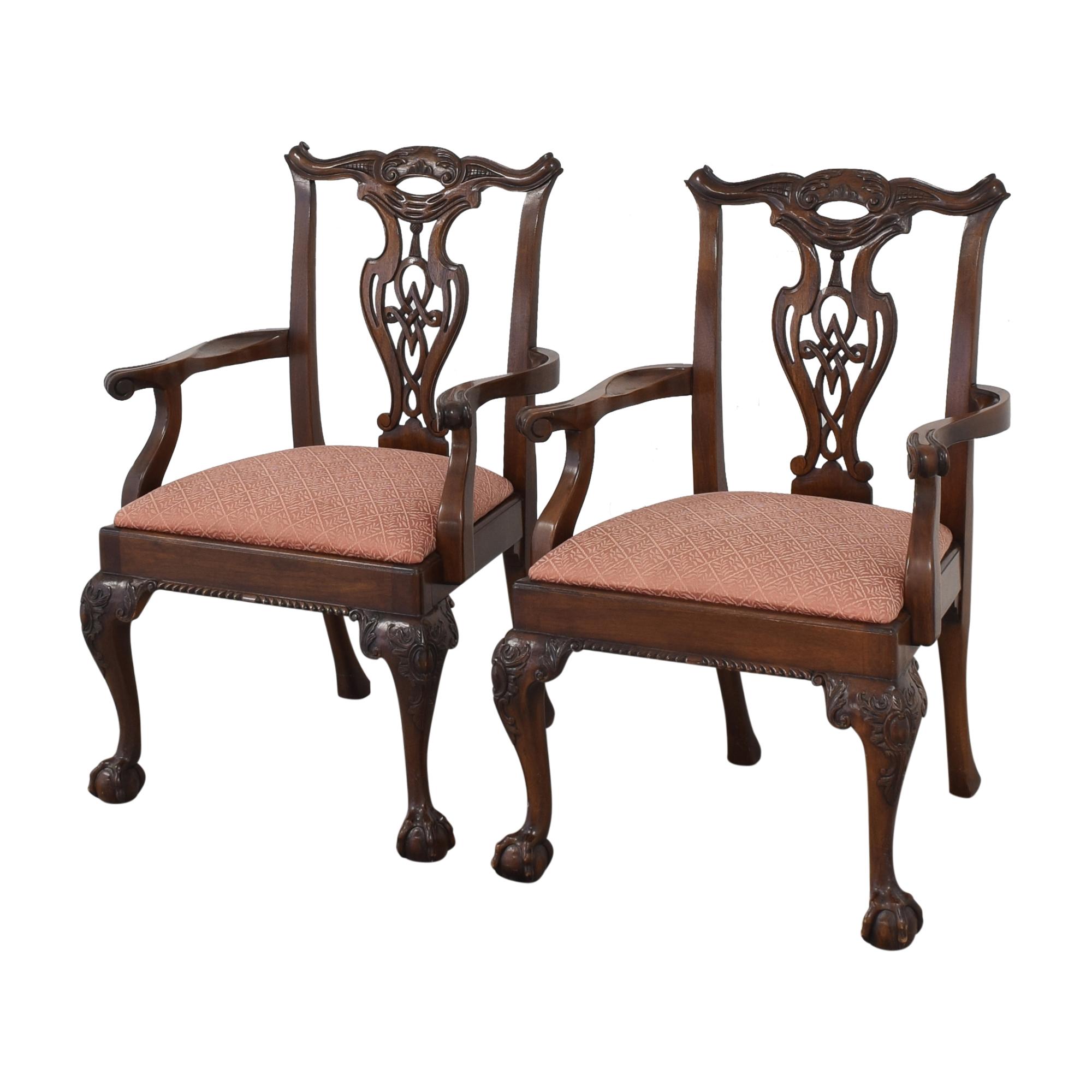 shop Henredon Heirloom Dining Chairs Henredon Furniture Dining Chairs