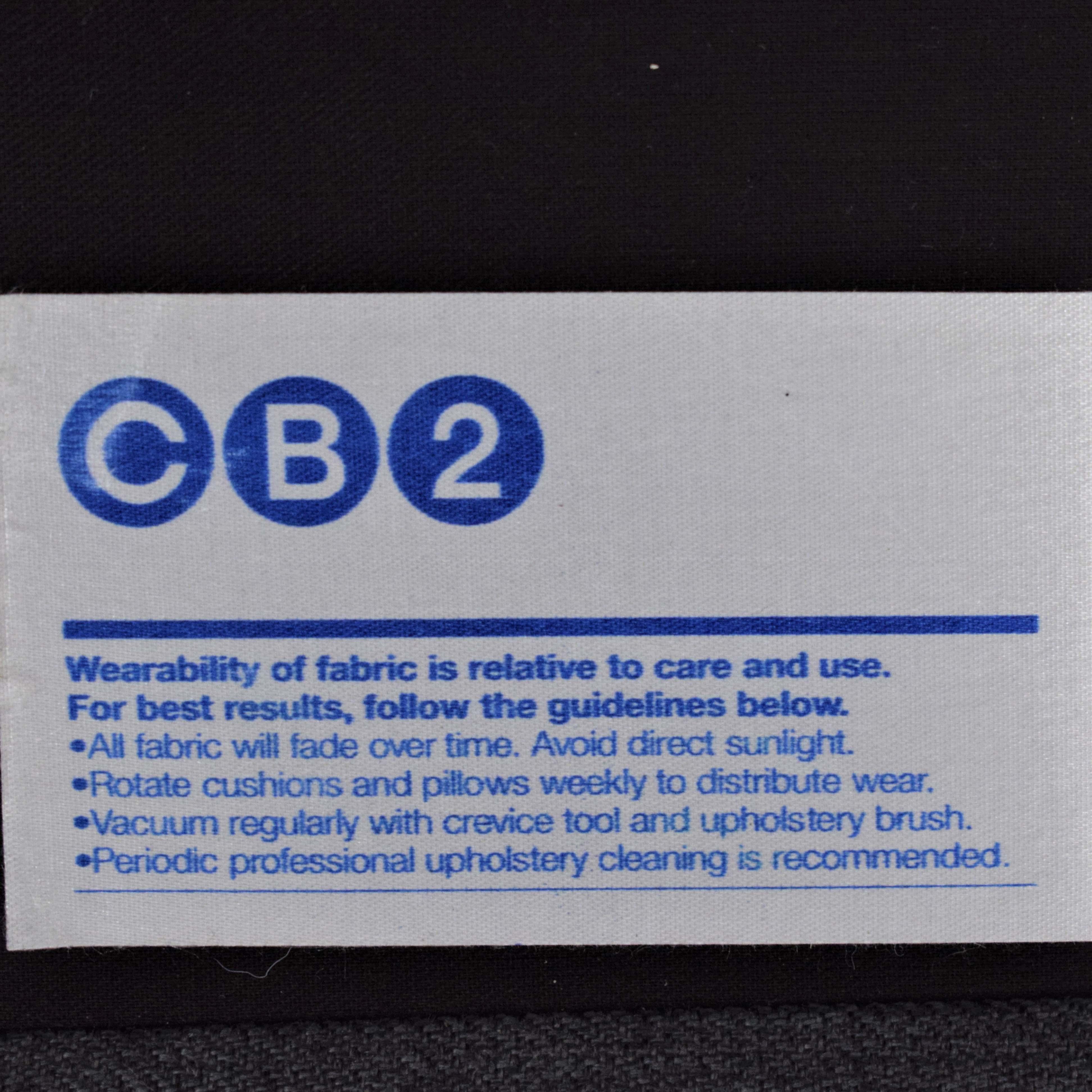 CB2 CB2 Club Sofa discount