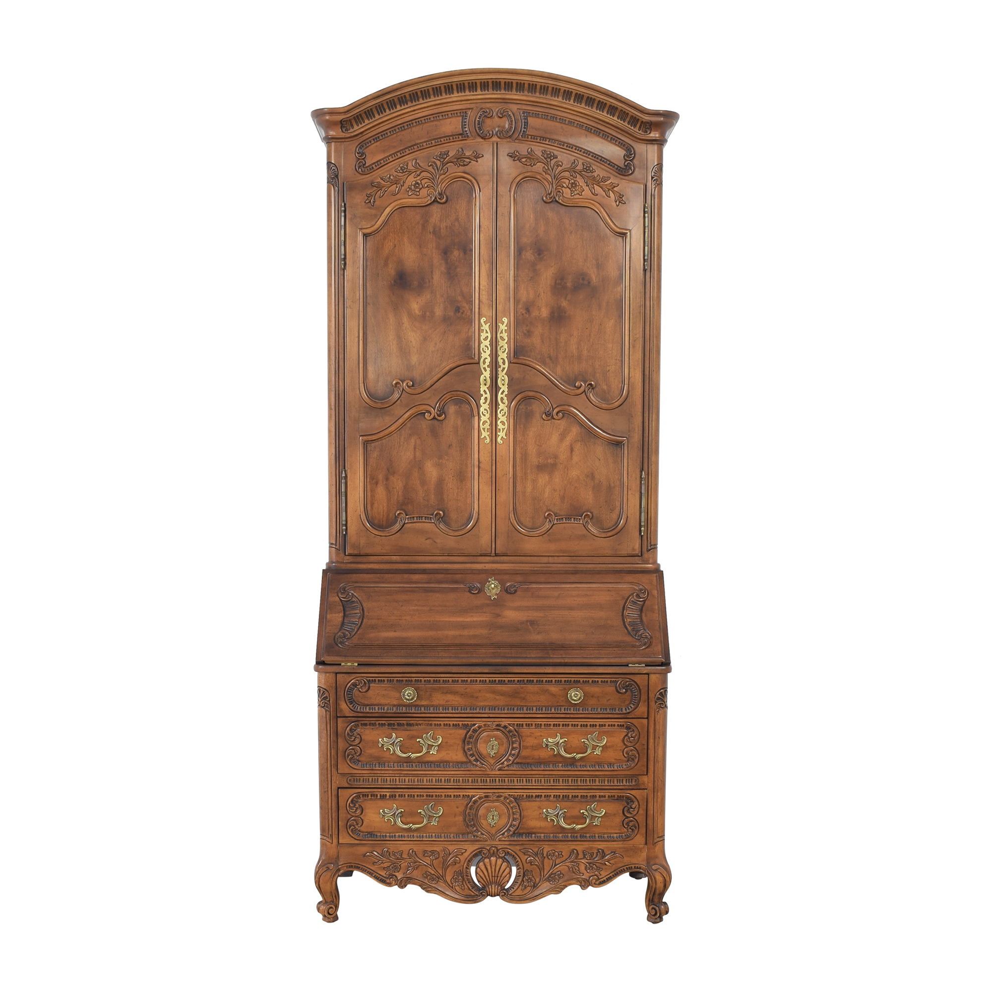 buy Henredon Secretary Cabinet Henredon Furniture Cabinets & Sideboards