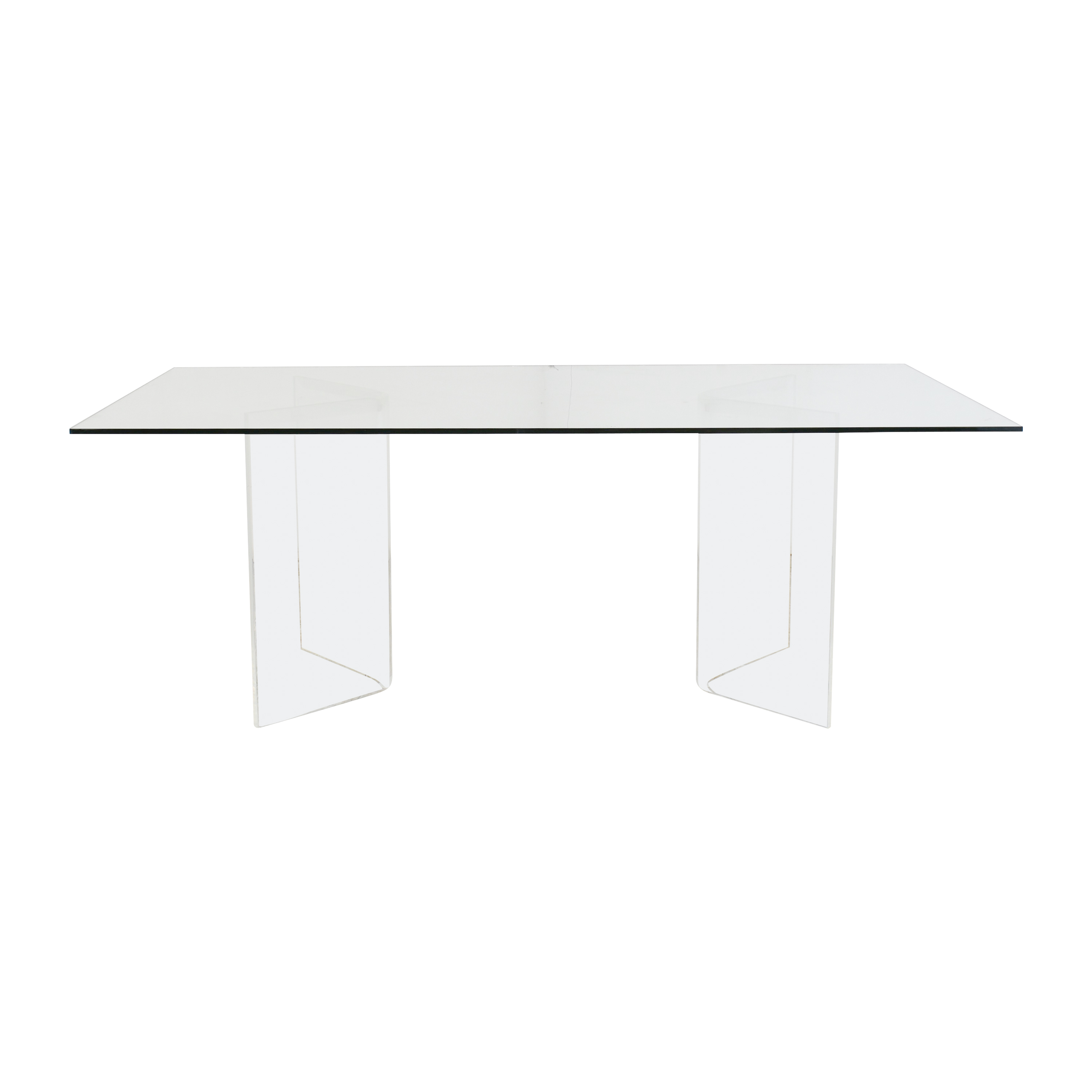 shop Glass Dining Table  Tables