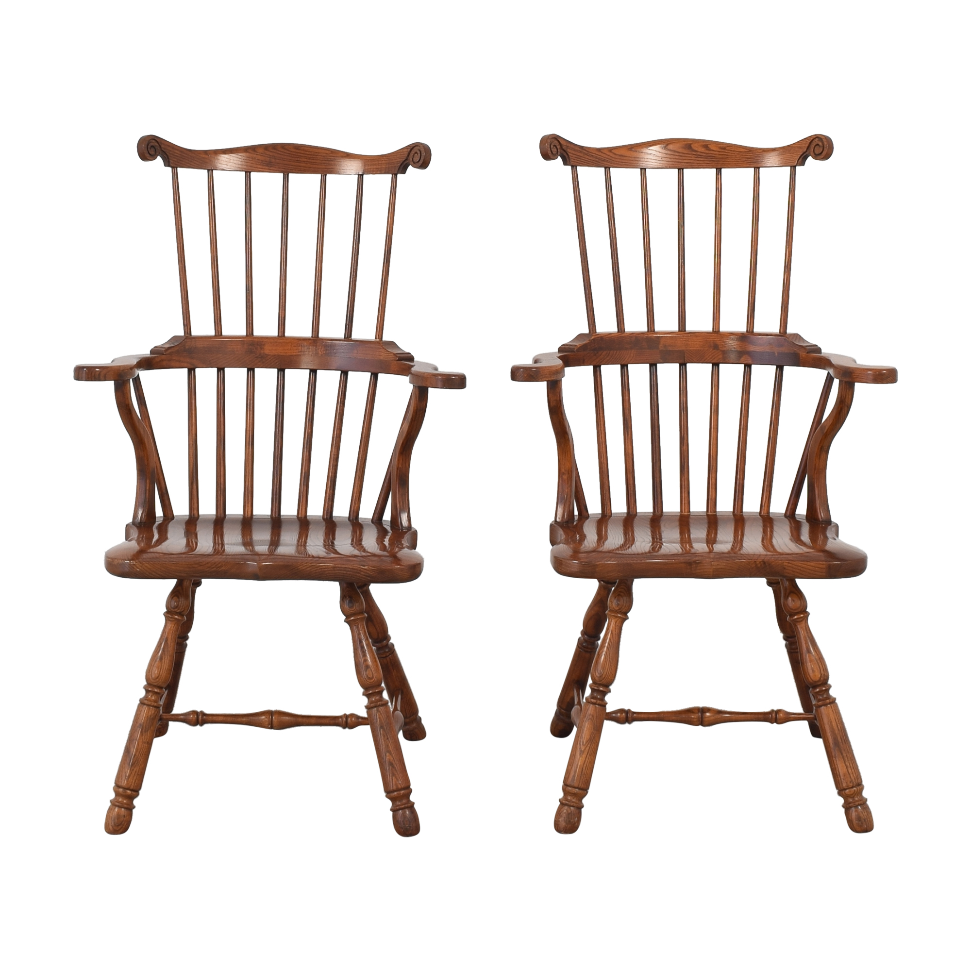 Windsor Style Dining Chairs nj