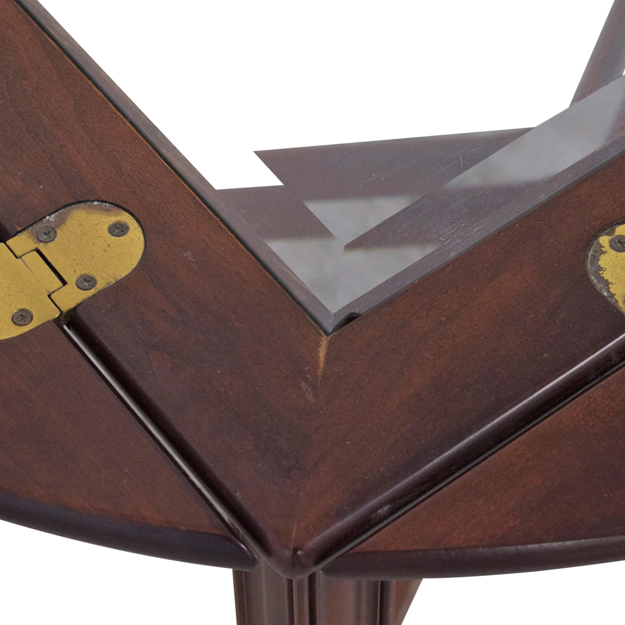 shop Huffman Koos Fold Down Coffee Table Huffman Koos Tables