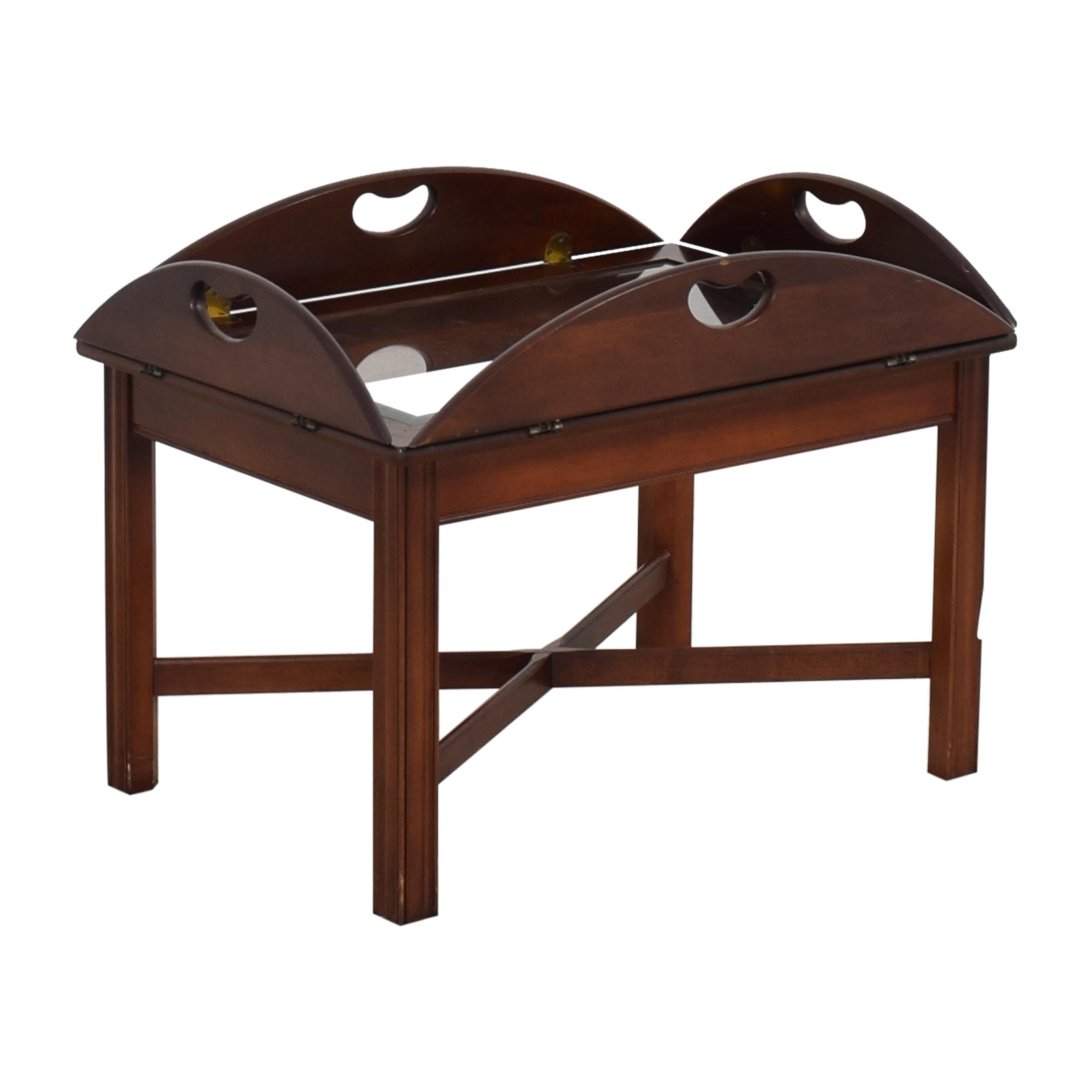 Huffman Koos Fold Down Coffee Table Huffman Koos