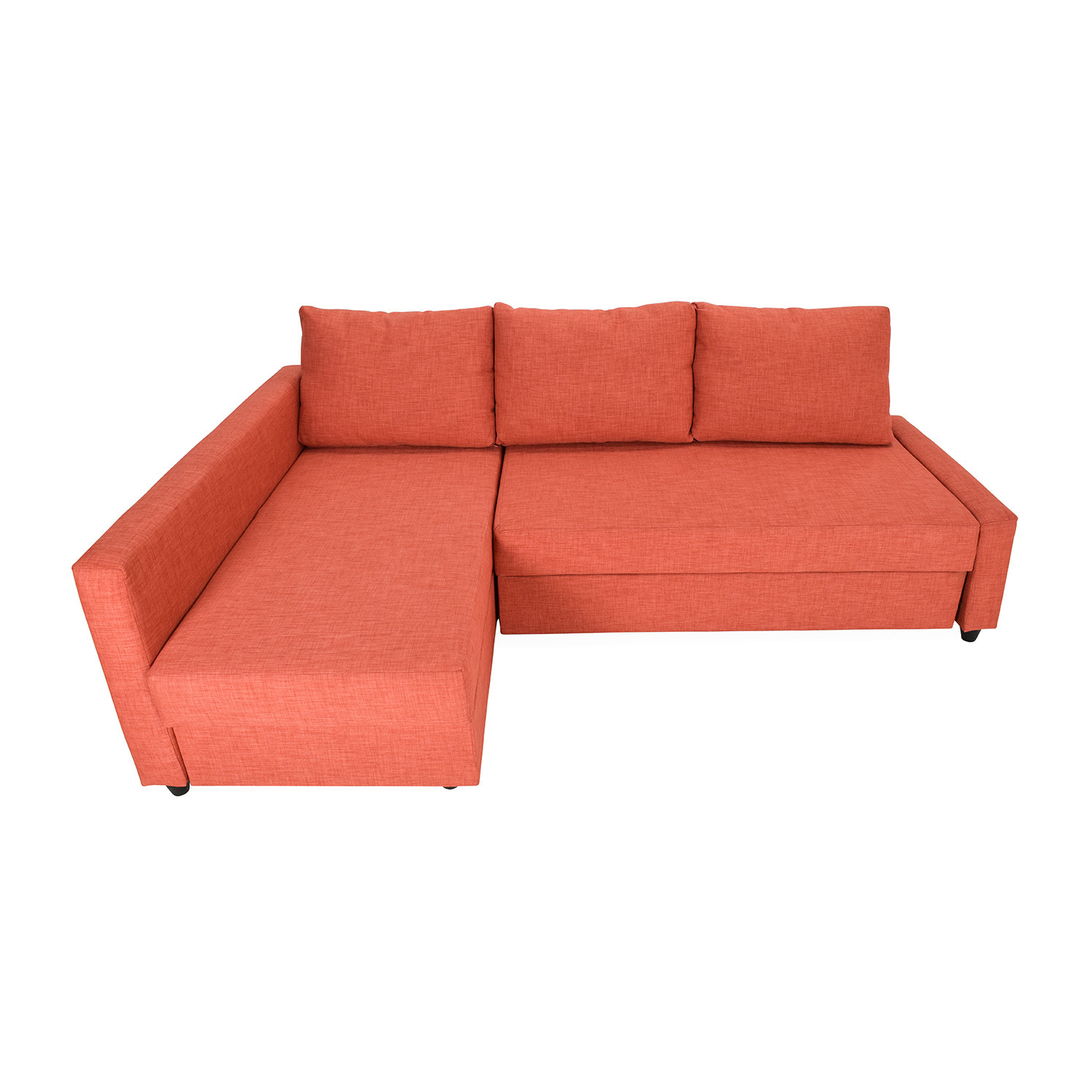 FRIHETEN Sofa bed with chaise sale