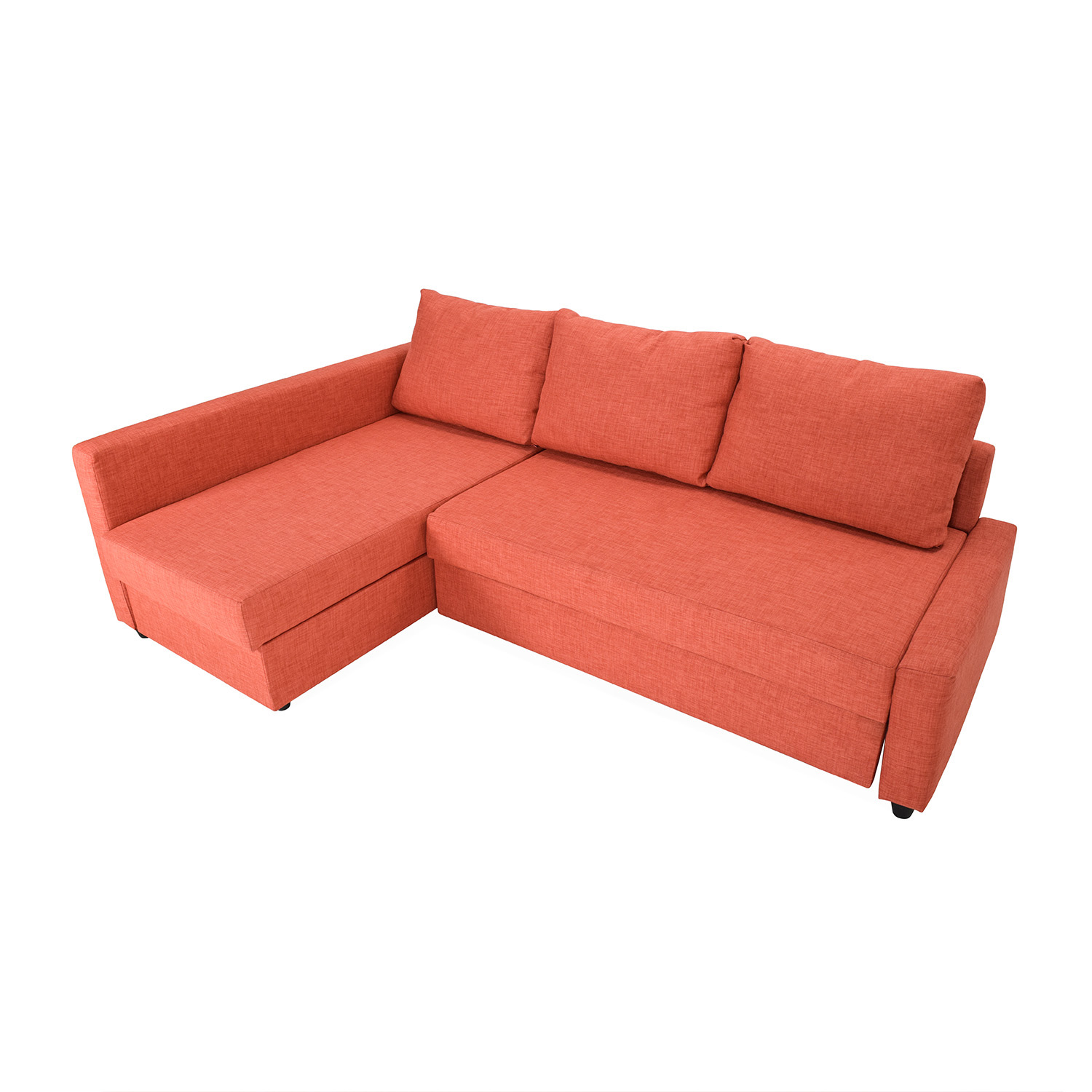 49 off ikea friheten sofa bed with chaise sofas for Chaise design ikea