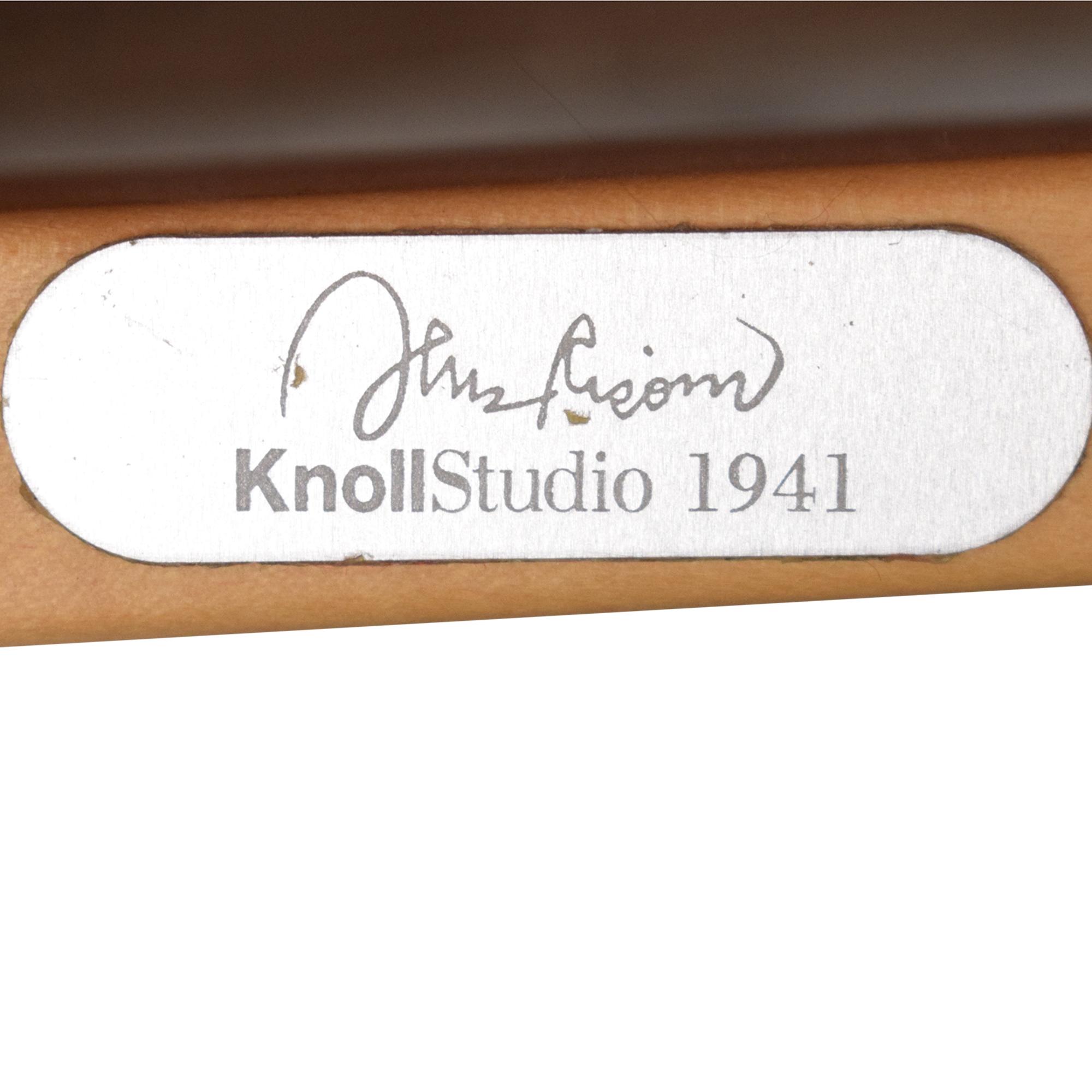 Knoll Knoll Jens Risom Lounge Chair used