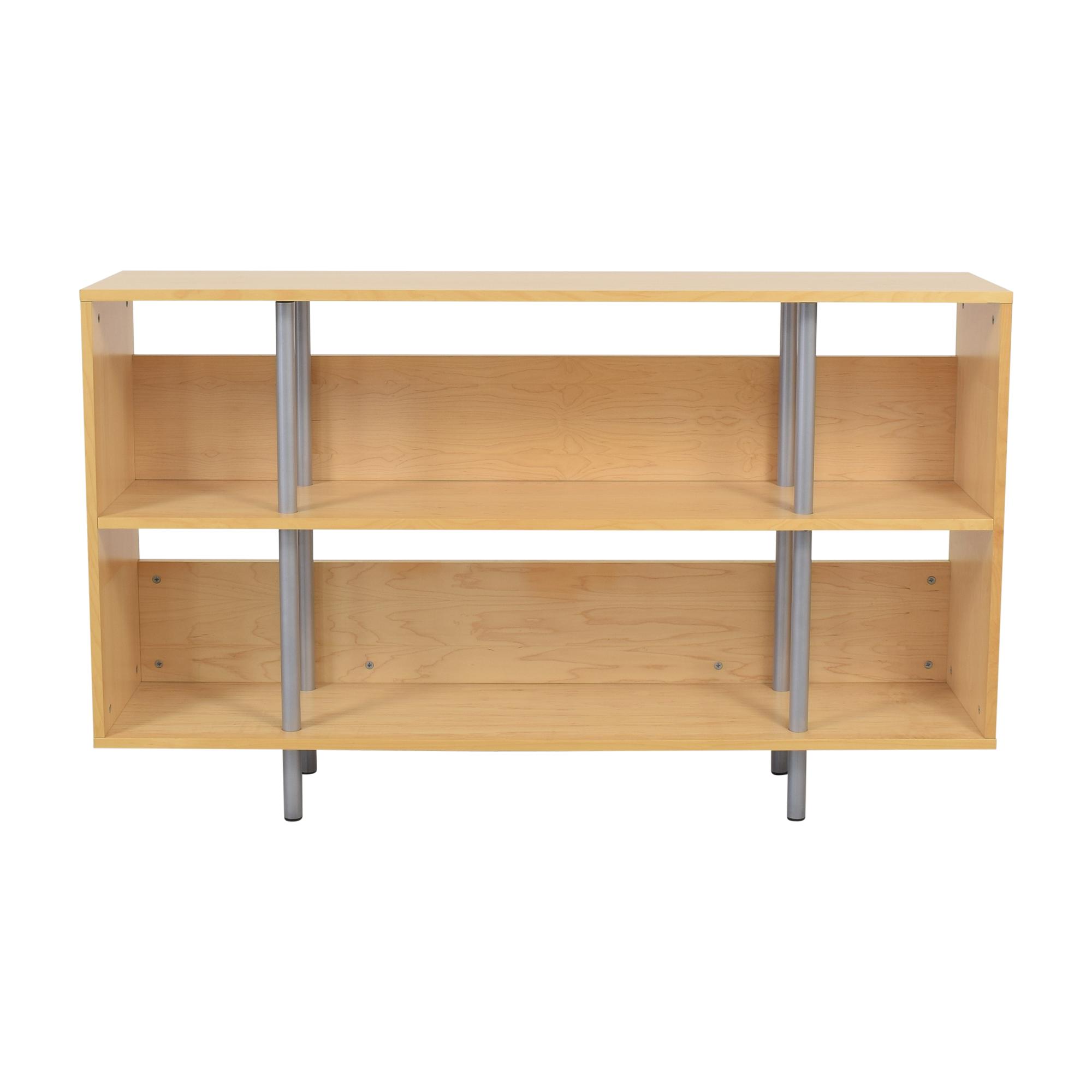 buy Blu Dot Chicago Lowboy Blu Dot Bookcases & Shelving