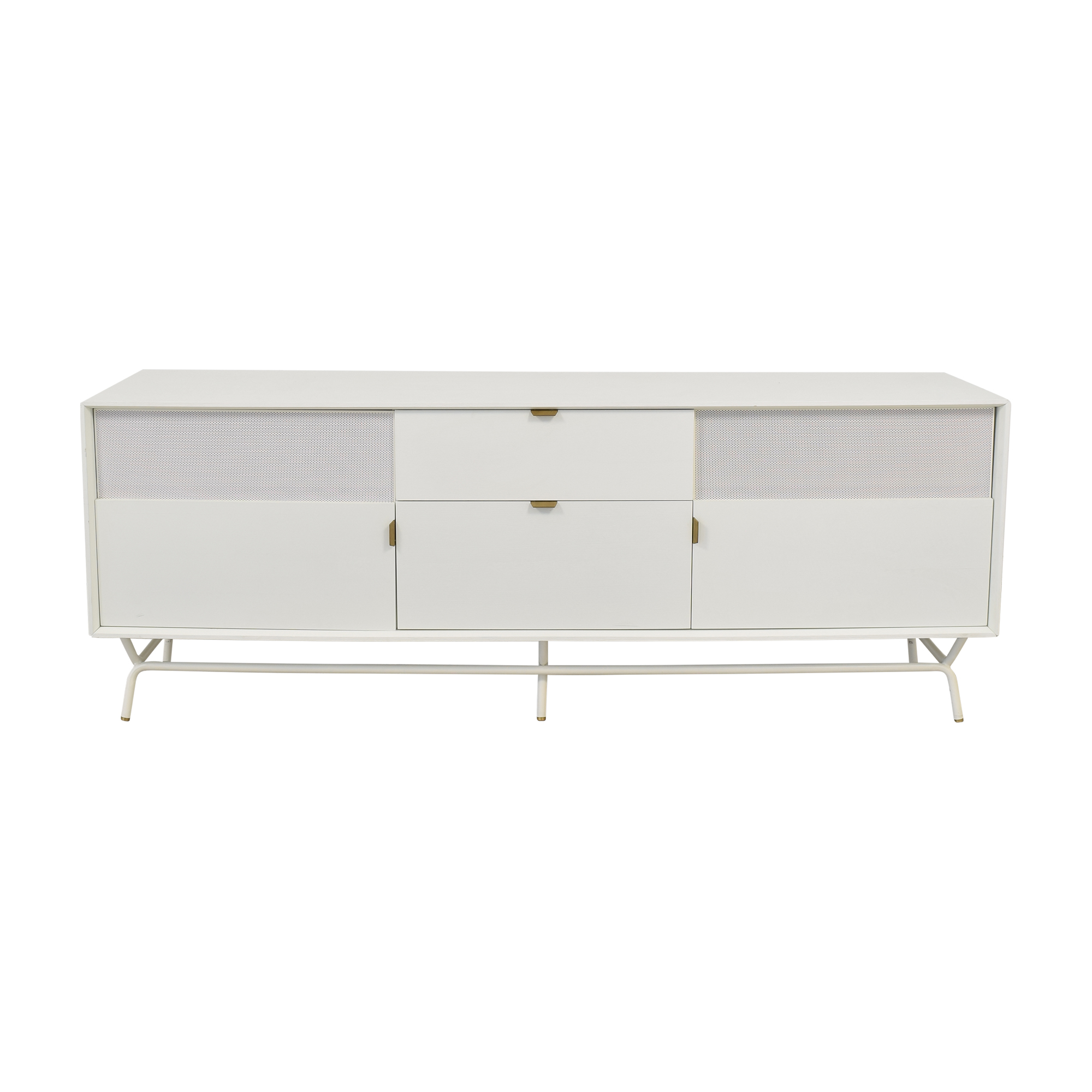 Blu Dot Blu Dot Dang 2 Door / 2 Drawer Console nj