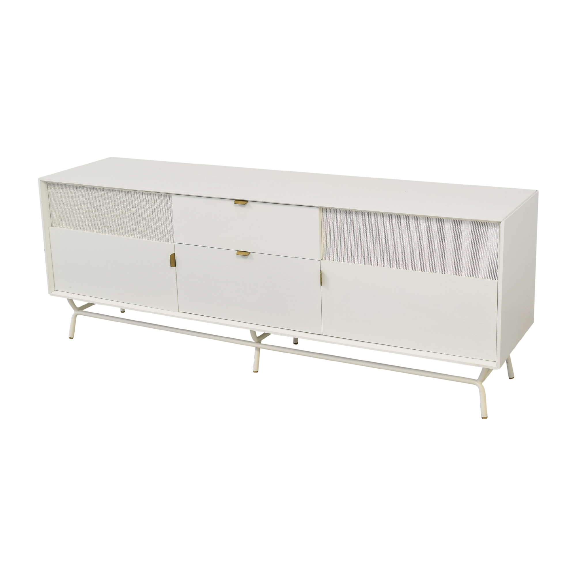 Blu Dot Blu Dot Dang 2 Door / 2 Drawer Console price