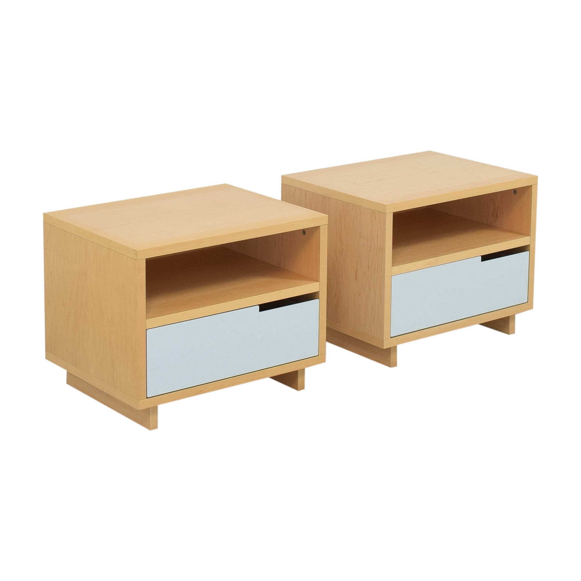 Blu Dot Blu Dot Modu-licious Bedside Tables Tables