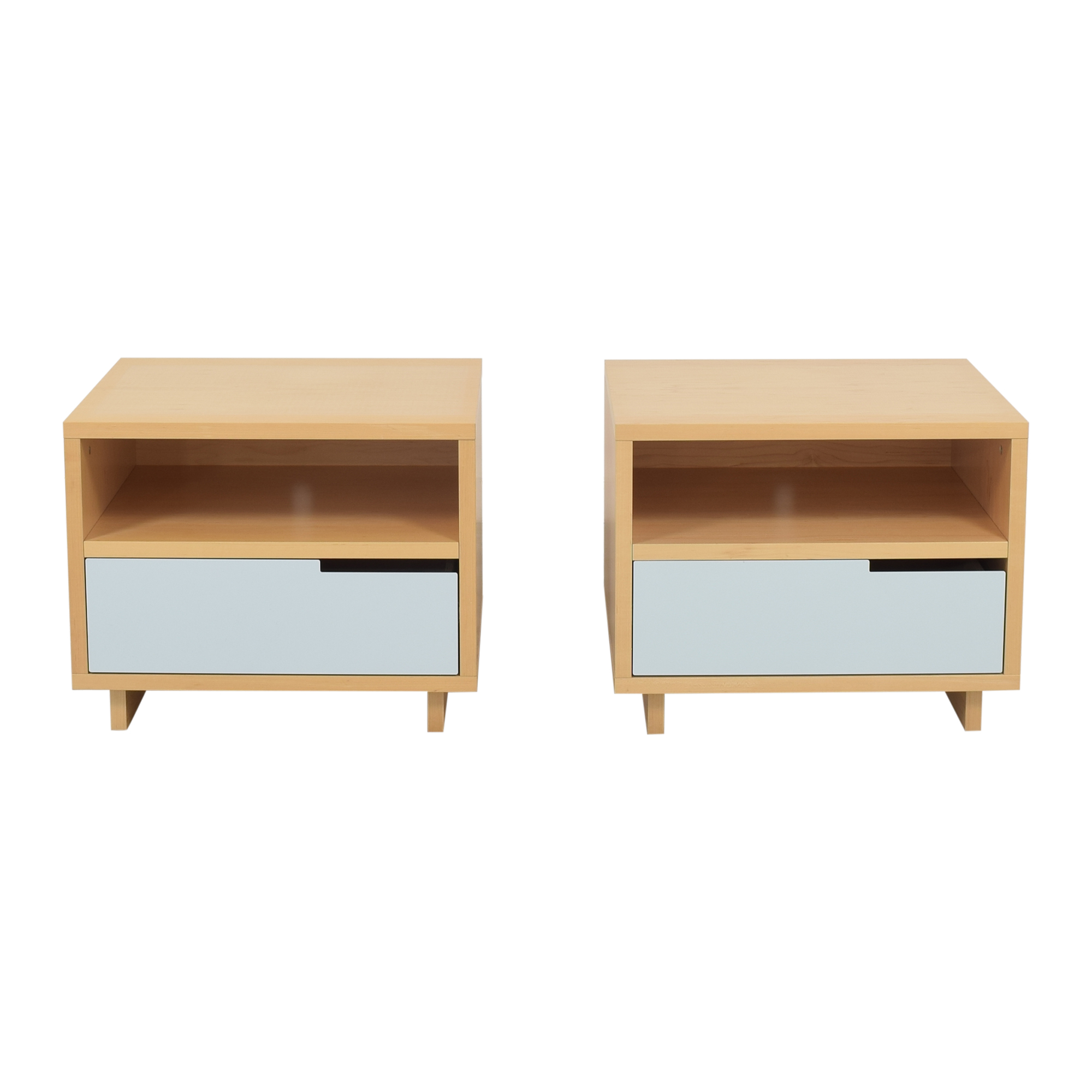 Blu Dot Blu Dot Modu-licious Bedside Tables for sale