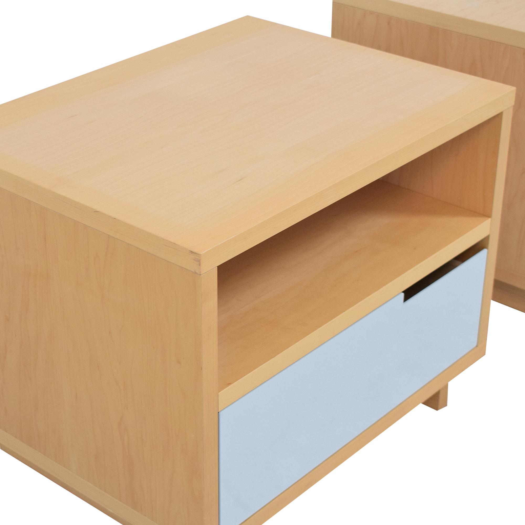 Blu Dot Blu Dot Modu-licious Bedside Tables nyc