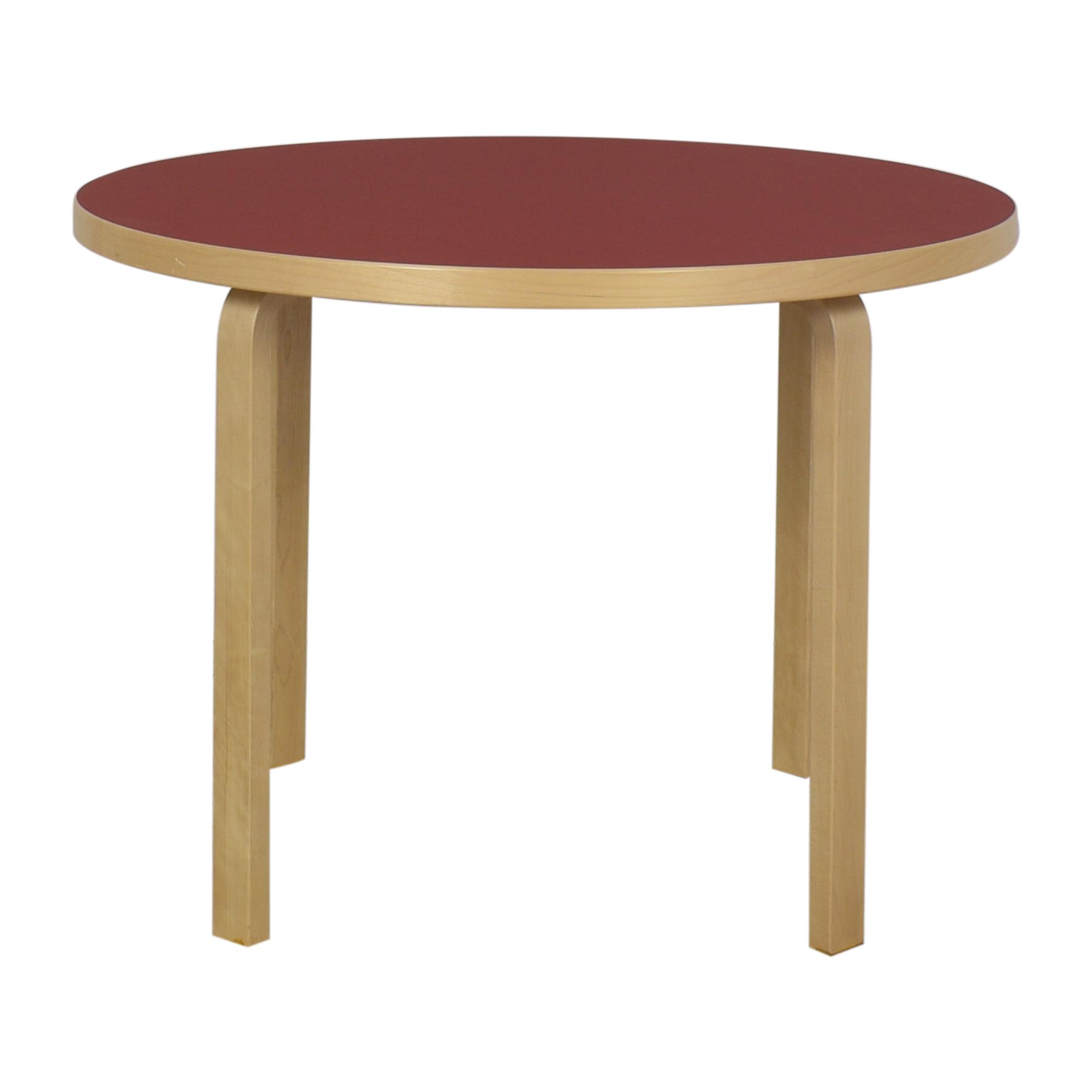 Artek Artek Alvar Aalto Table 90a discount