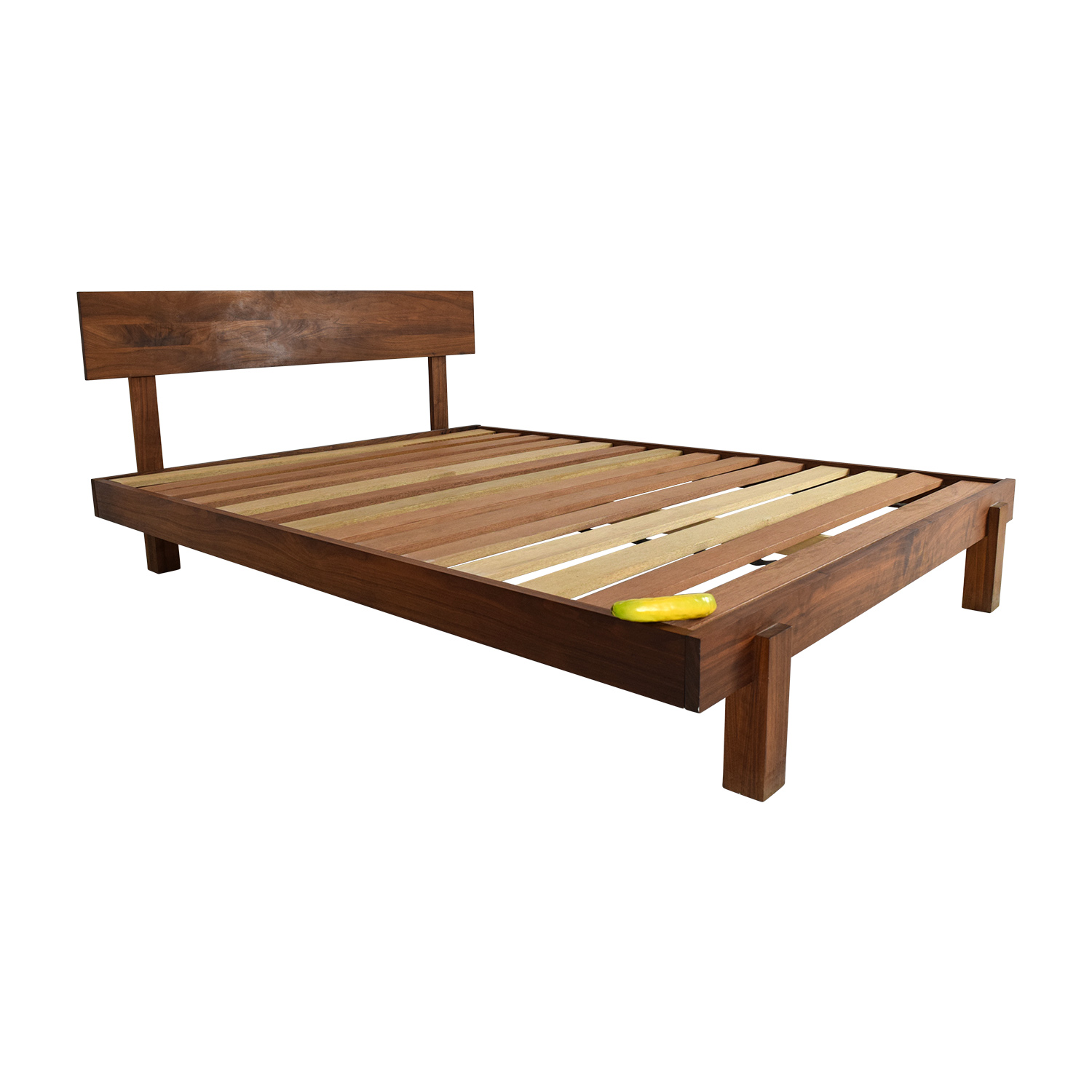 room and board anders queen size bed for sale