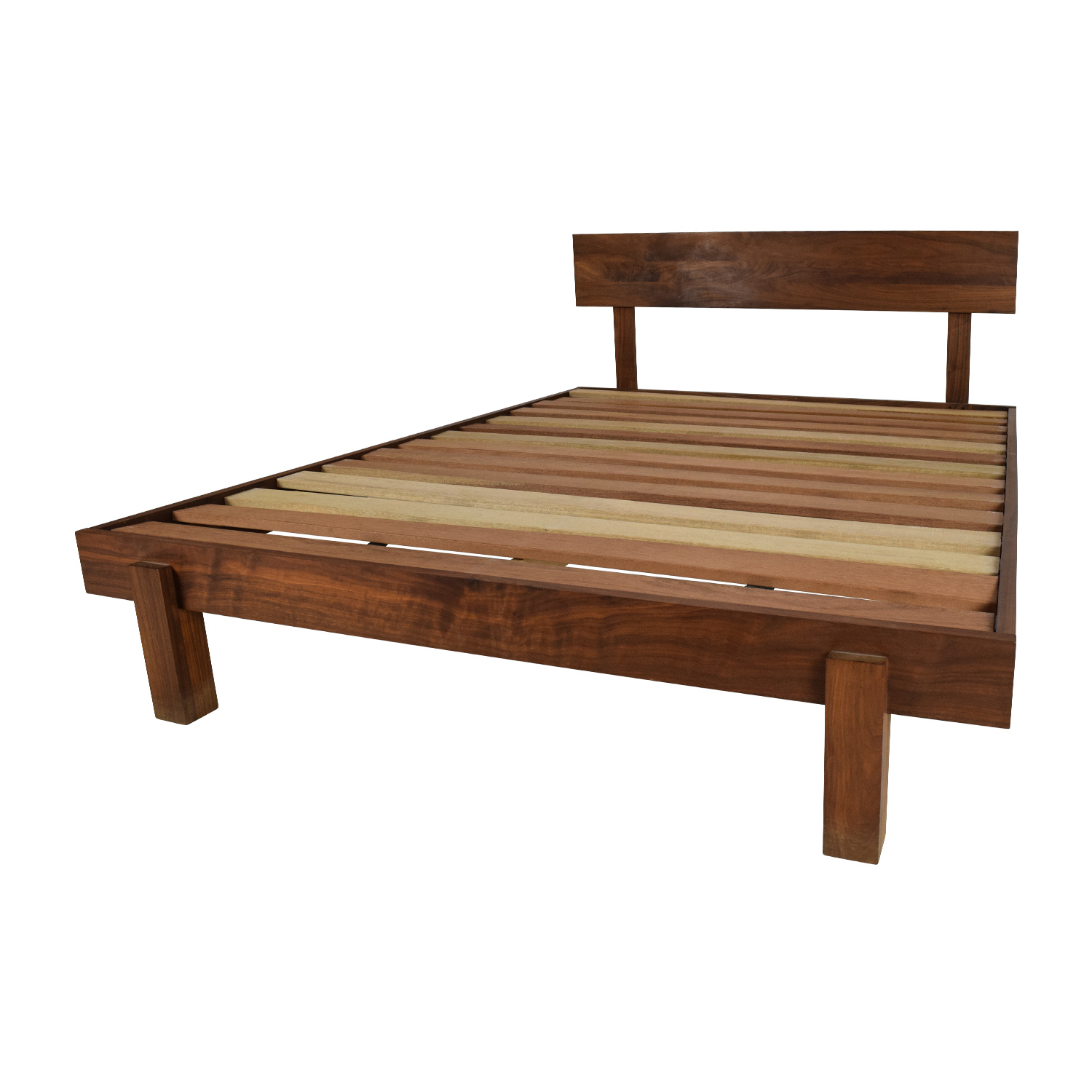 50 off room and board anders queen size bed beds for Queen size bed furniture