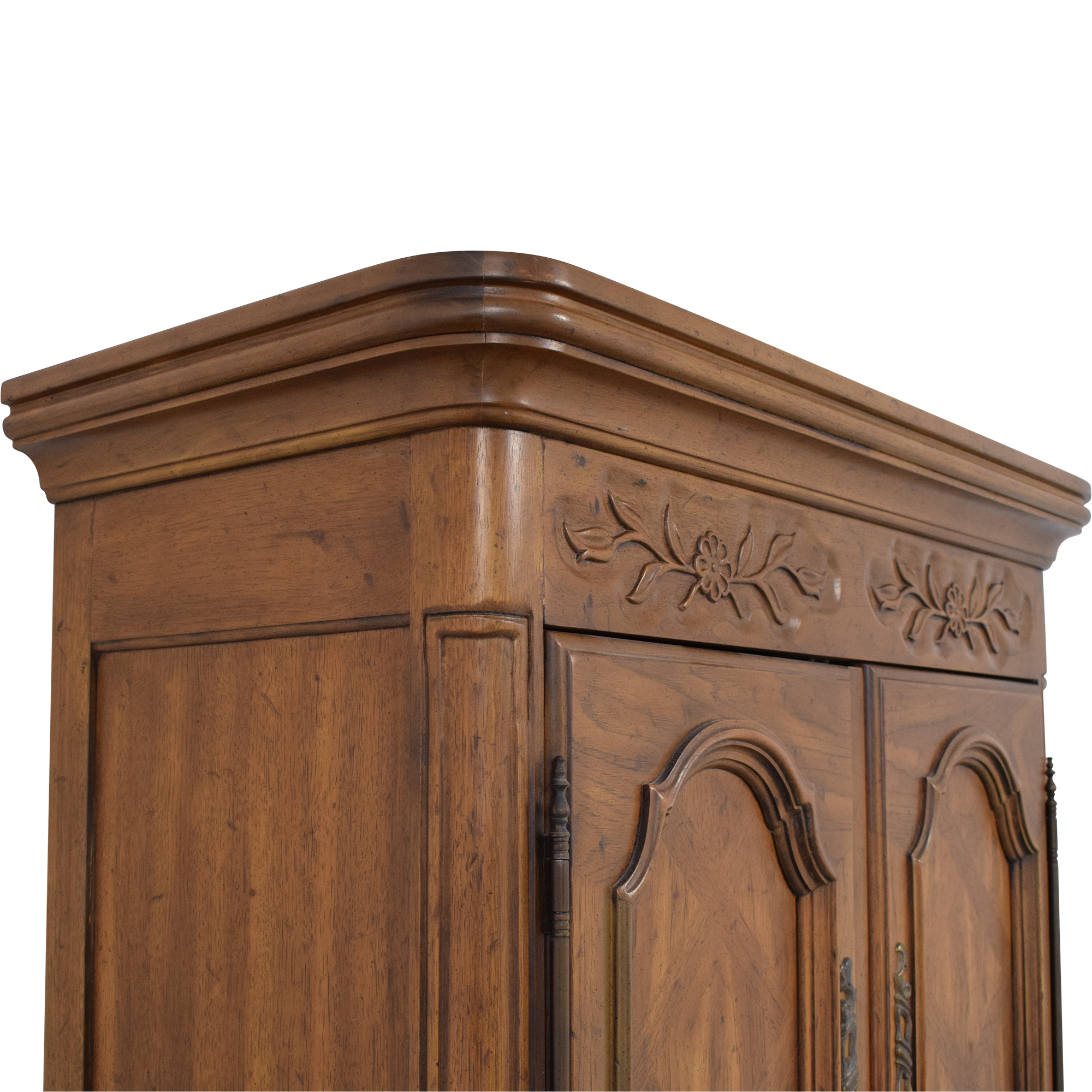 shop Drexel Armoire with Cabinets Drexel Wardrobes & Armoires