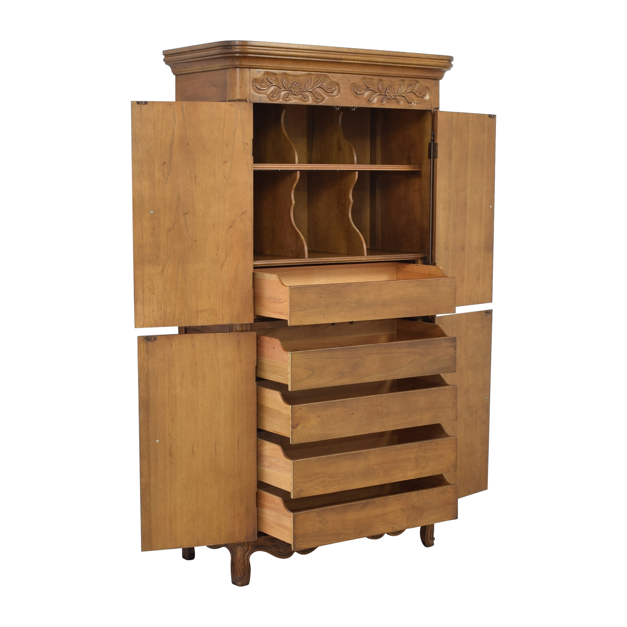 Drexel Drexel Armoire with Cabinets coupon