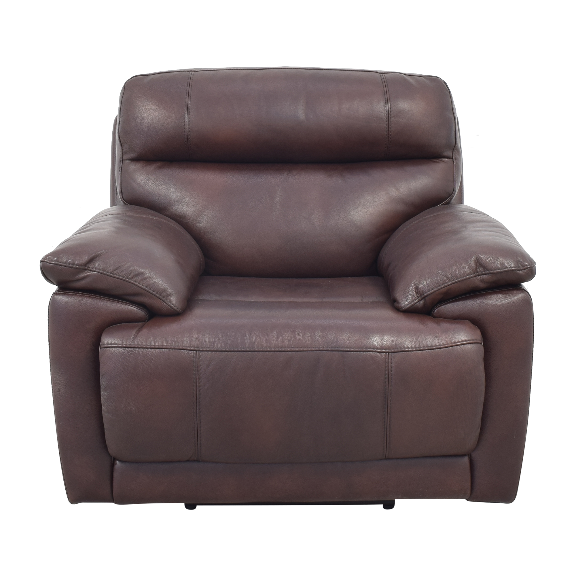 Raymour & Flanigan Raymour & Flanigan Power Recliner used