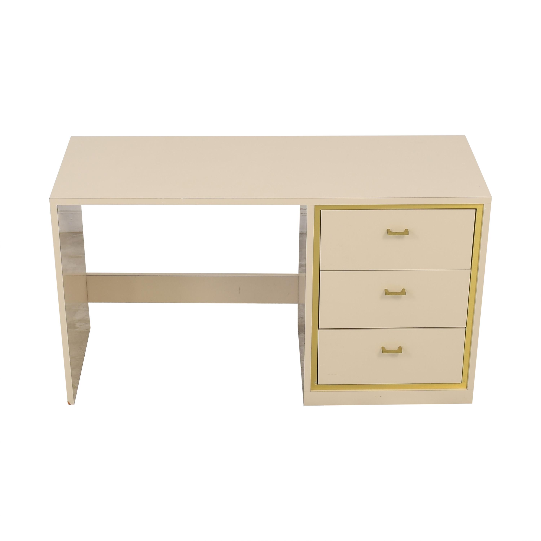 Custom Three Drawer Desk / Home Office Desks
