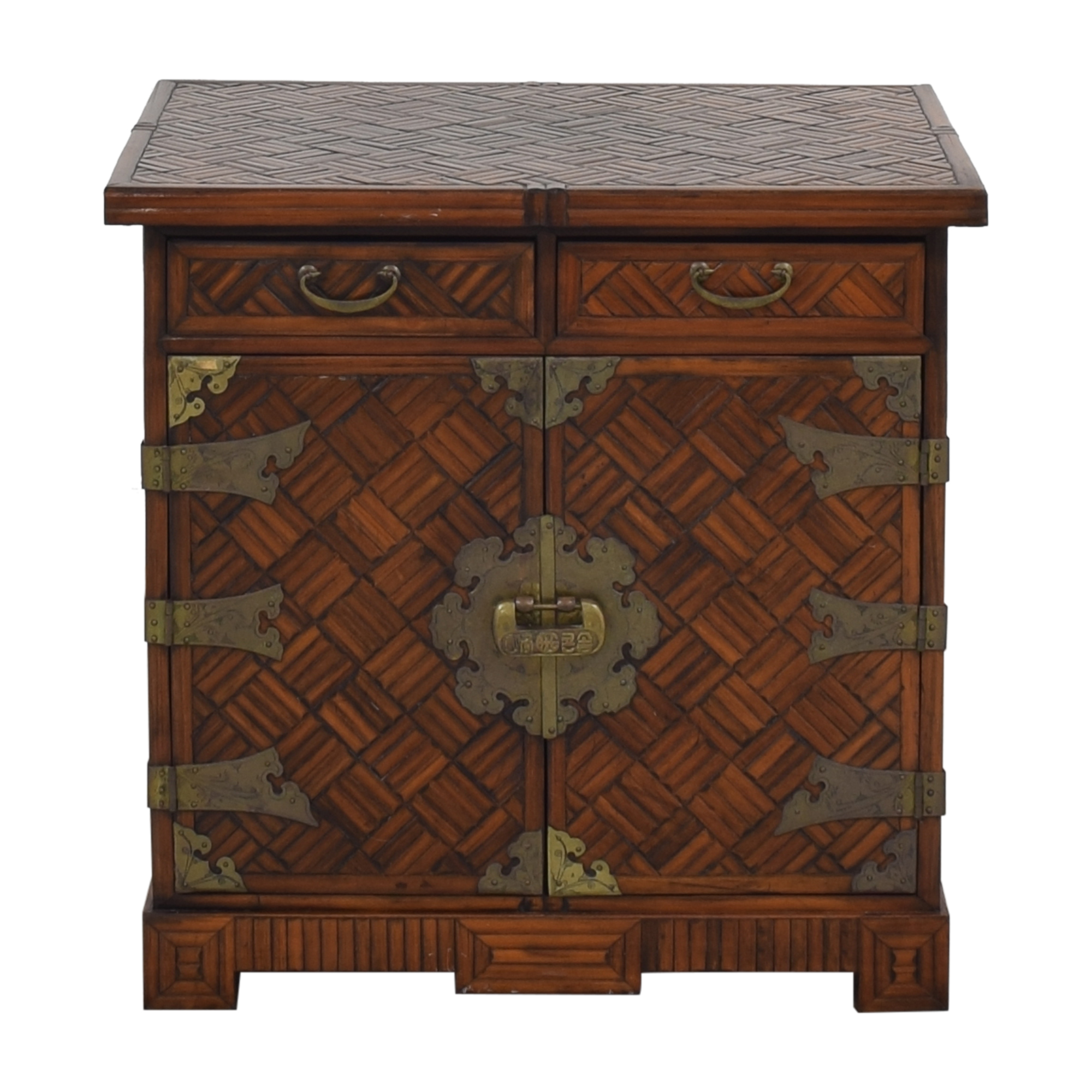 Oriental Cabinet  Accent Table nj