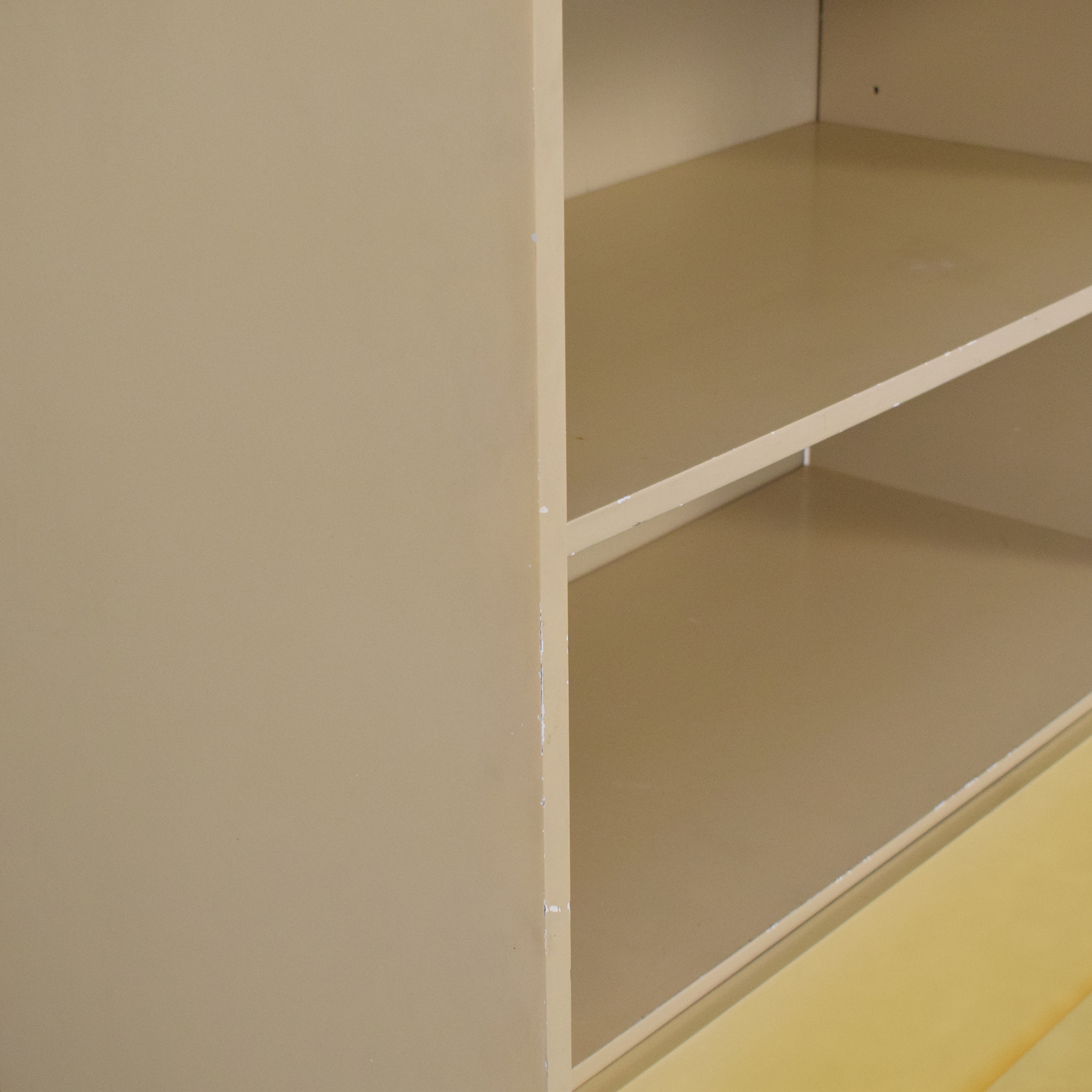 Custom Cabinet with Bookcase dimensions