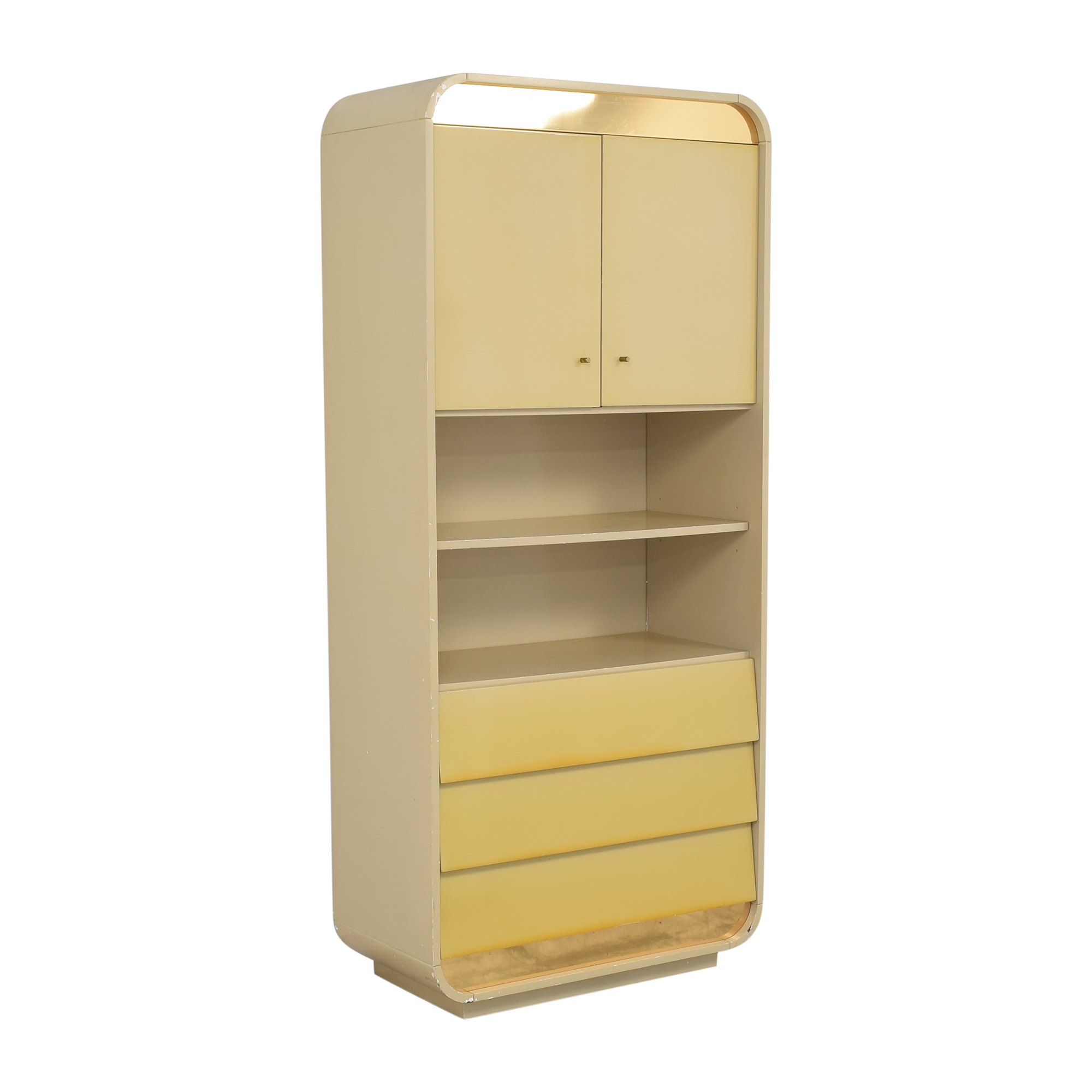 buy Custom Cabinet with Bookcase