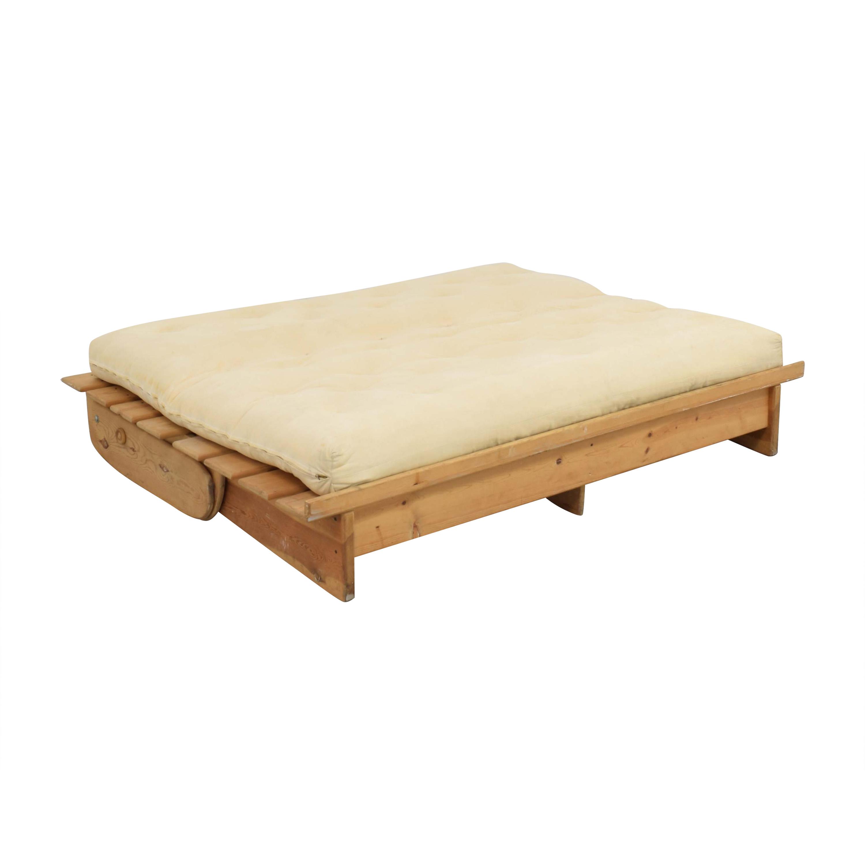 63 Off Arise Futon Sofa Bed