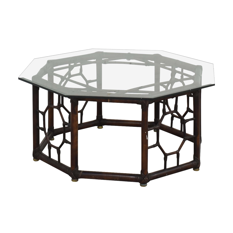 buy  Hexagonal Base Coffee Table online
