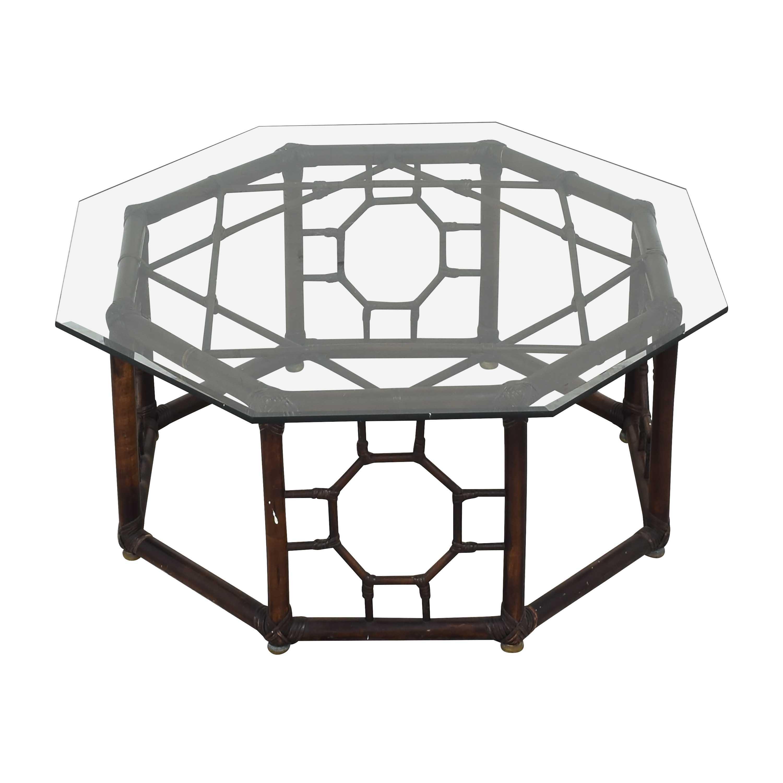 shop Hexagonal Base Coffee Table  Tables