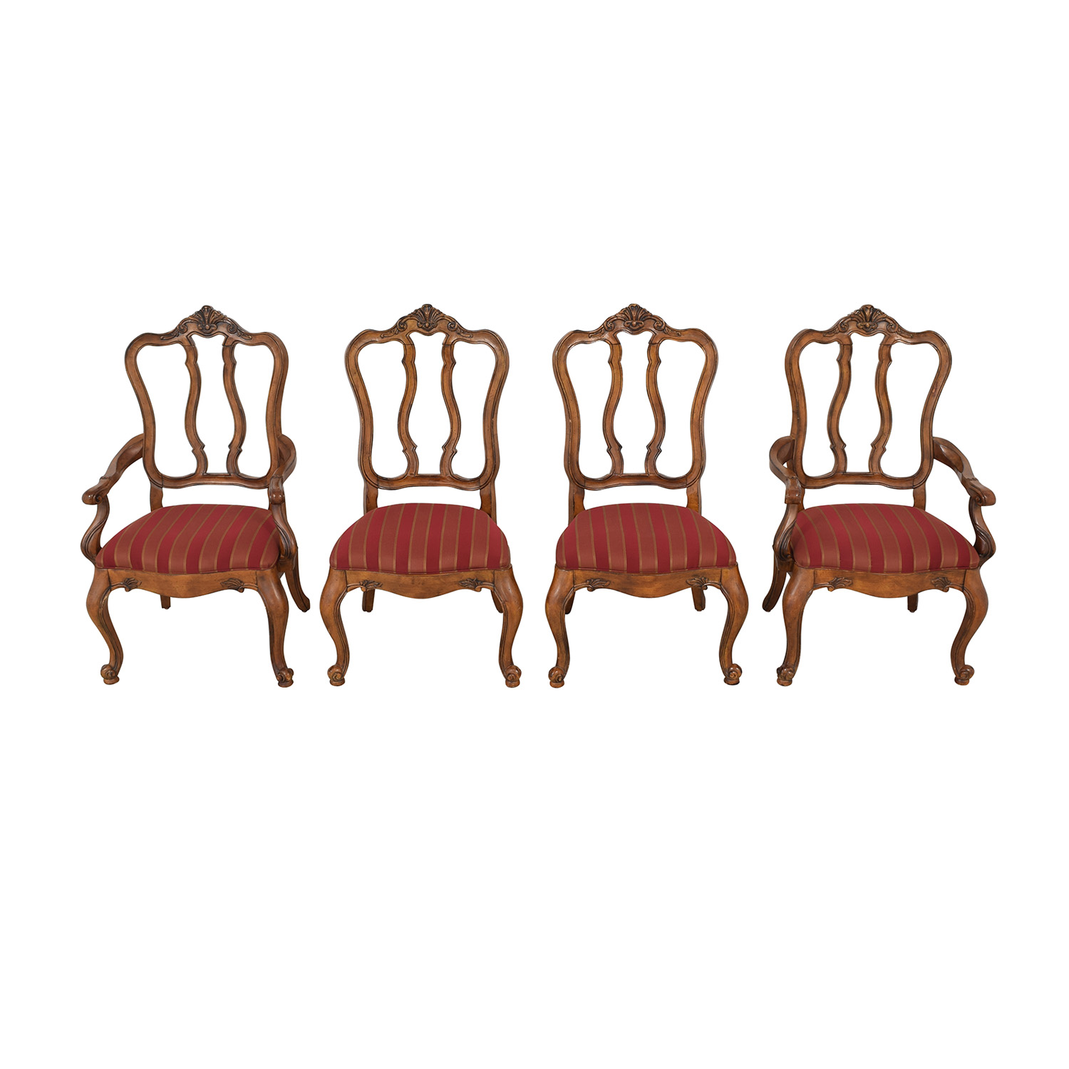 Ethan Allen Ethan Allen Tuscany Augustine Dining Chairs pa