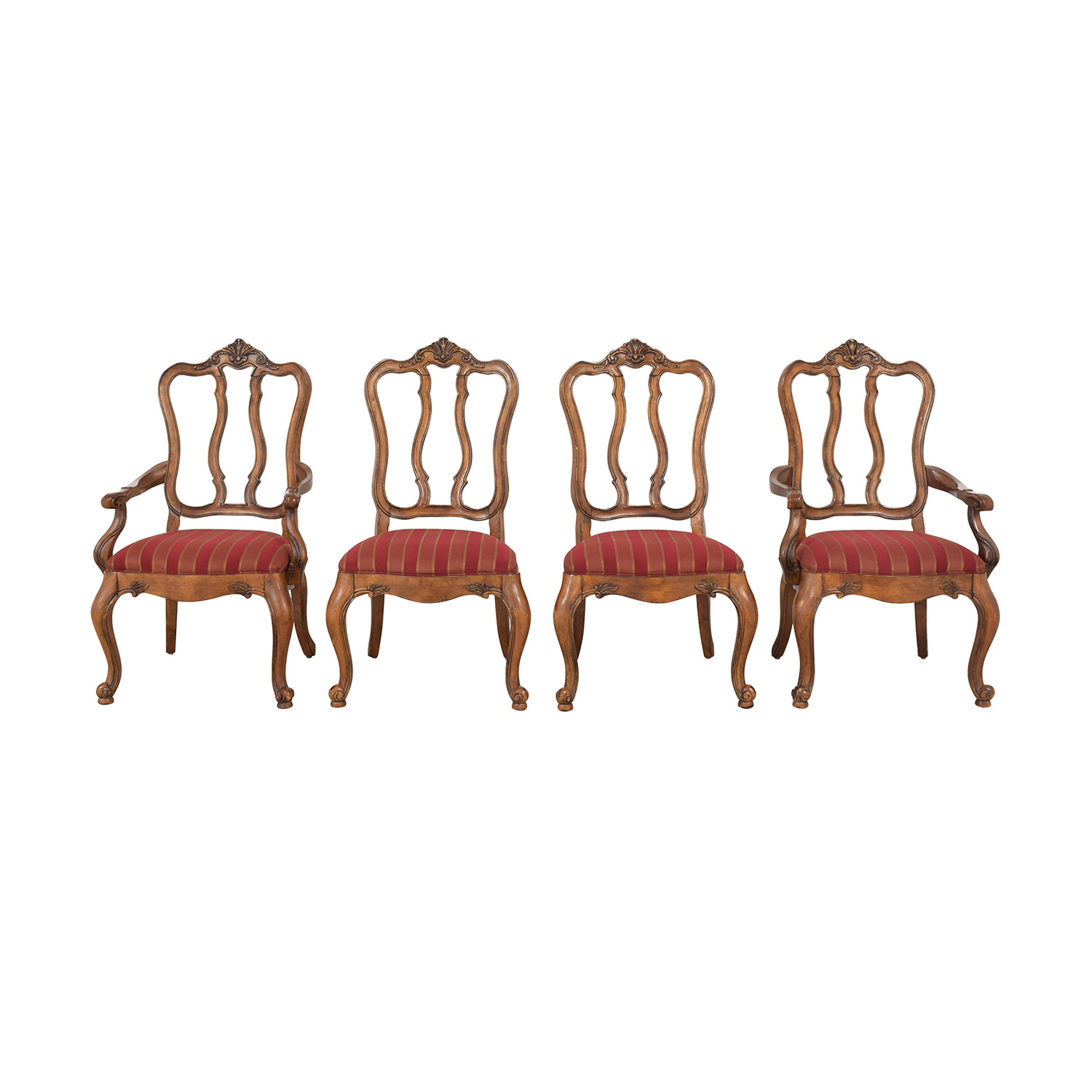 Ethan Allen Tuscany Augustine Dining Chairs Ethan Allen