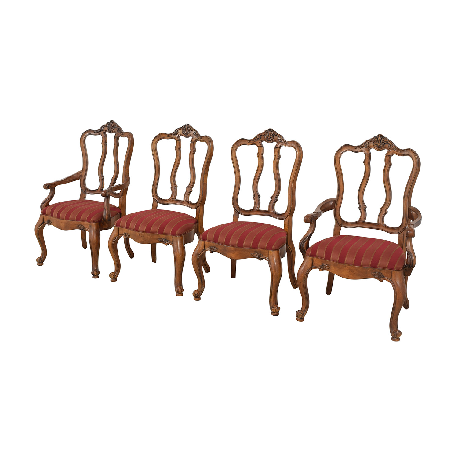 Ethan Allen Ethan Allen Tuscany Augustine Dining Chairs price