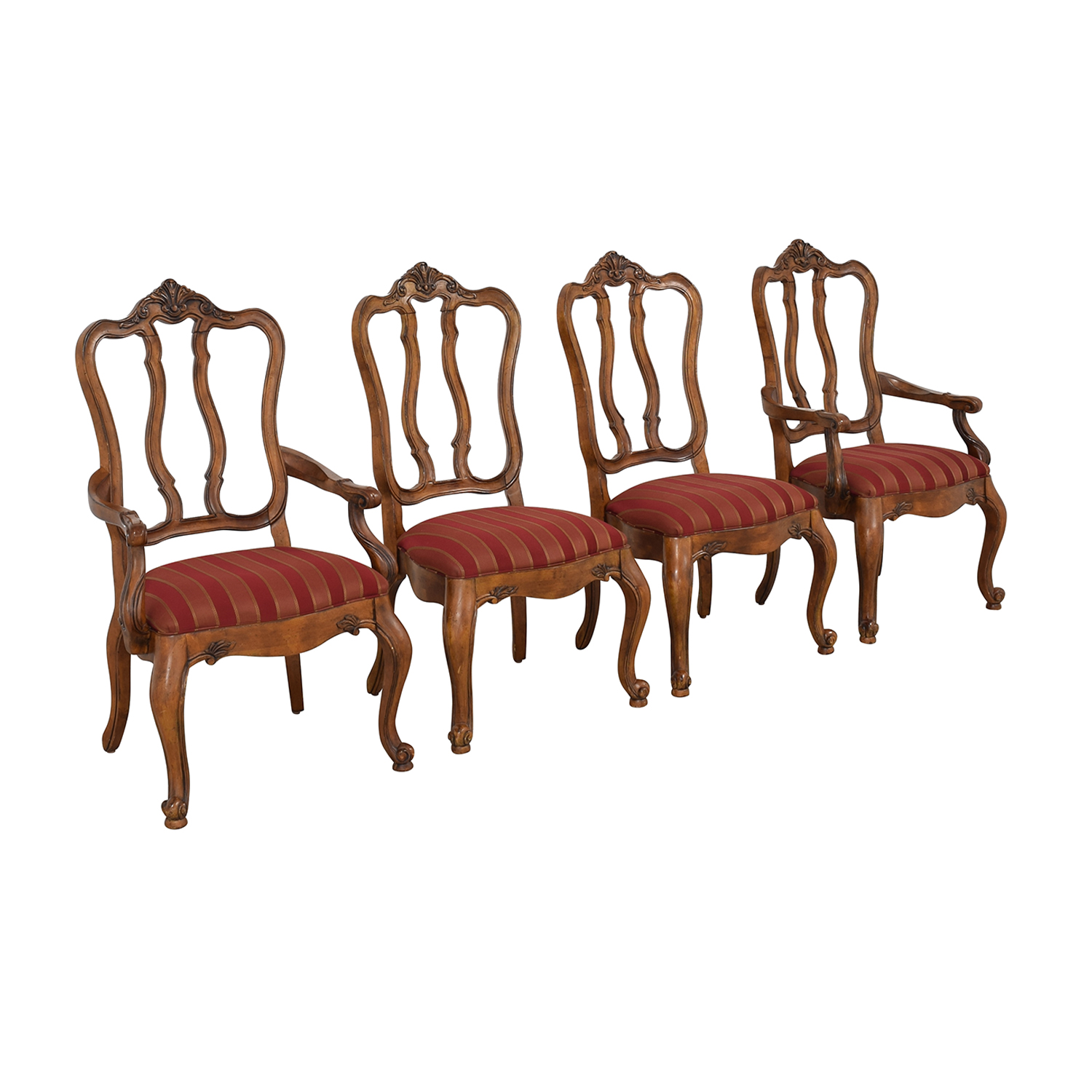 buy Ethan Allen Ethan Allen Tuscany Augustine Dining Chairs online