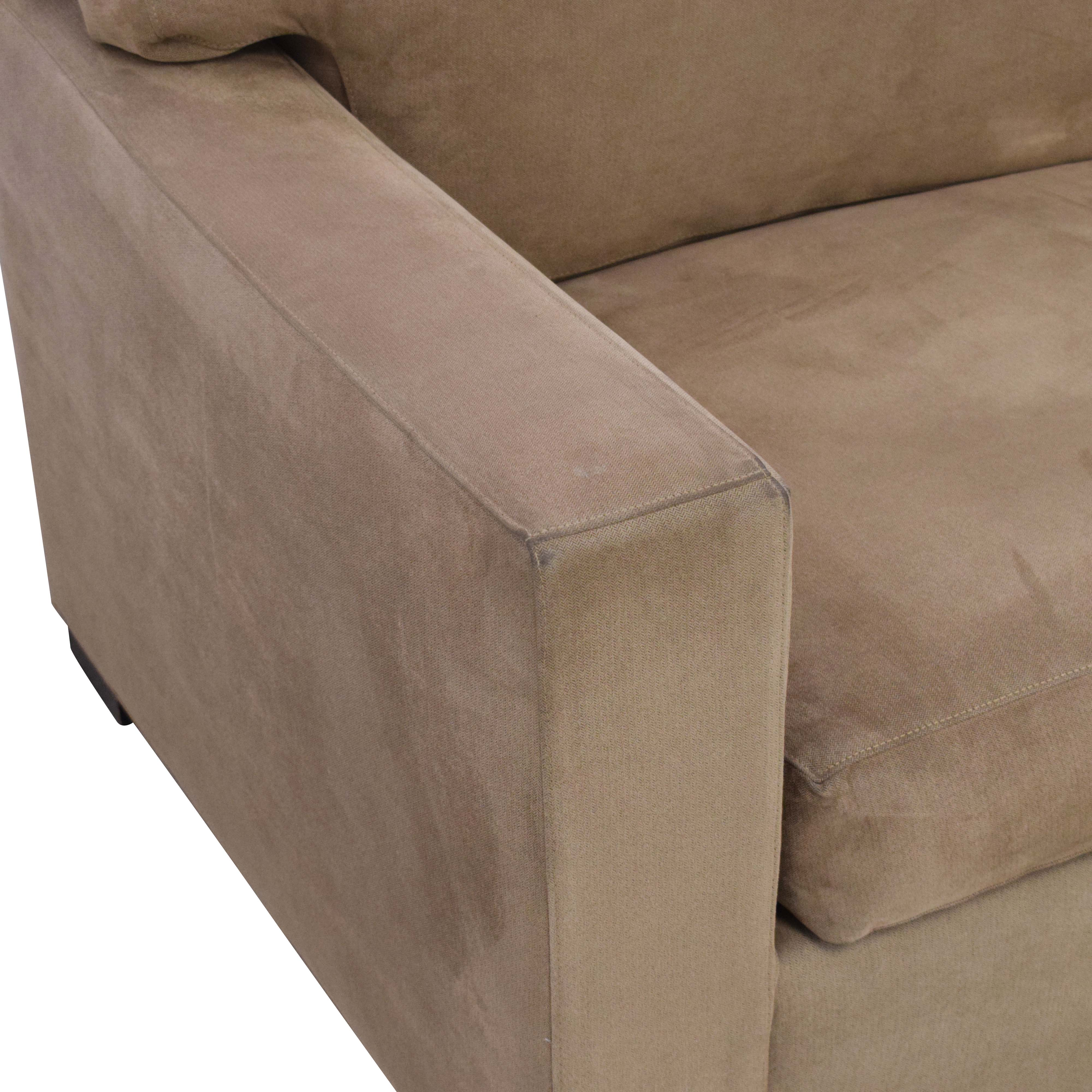 Crate & Barrel Crate & Barrel Axis II 3-Piece Sectional Sofa price