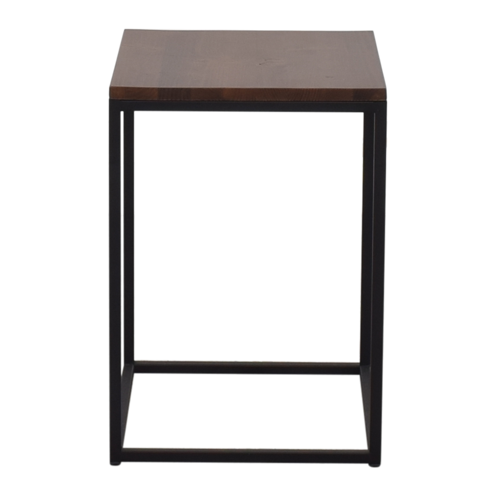 Industrial Side Table nyc