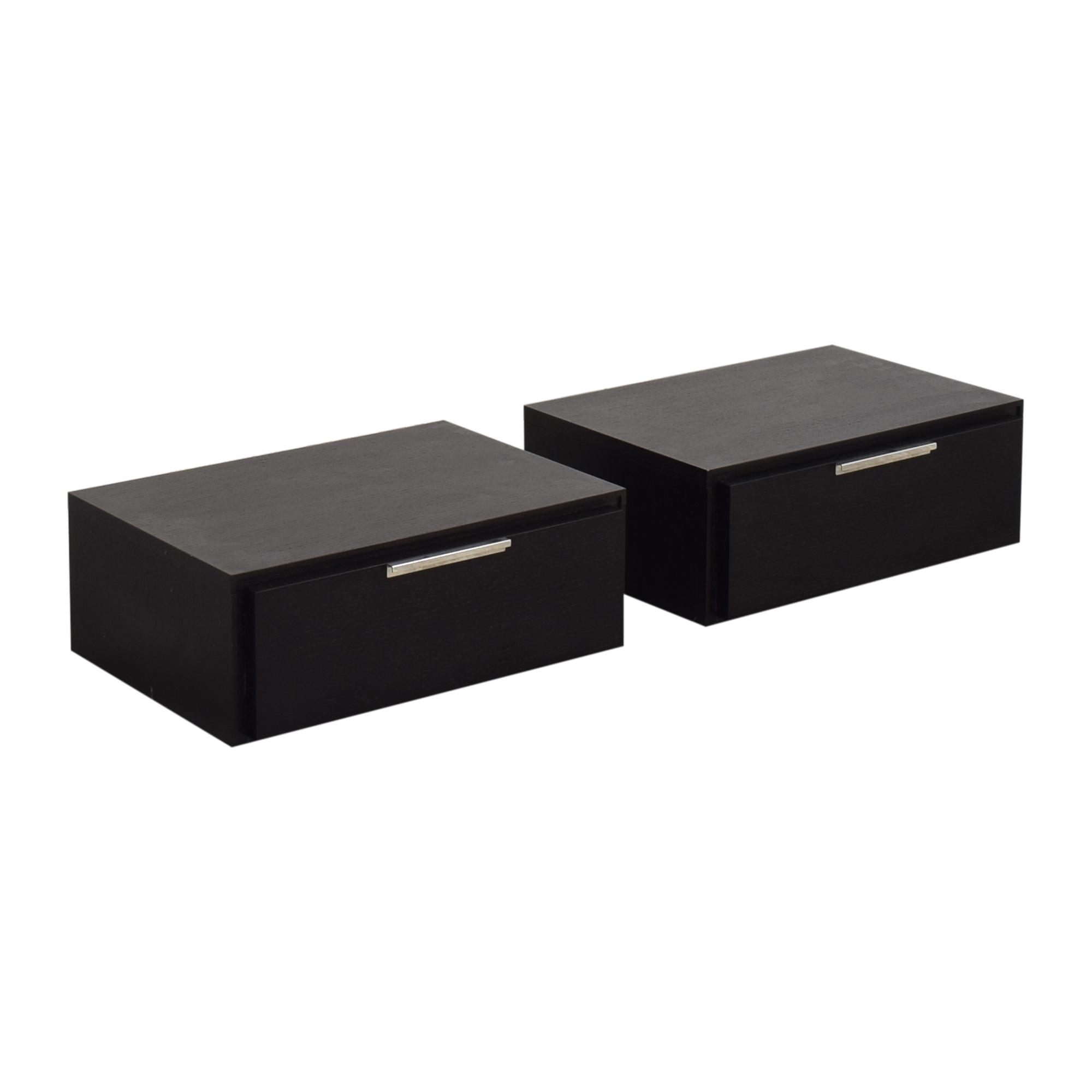 Modloft Thomspon Two-Drawer Nightstands / Tables