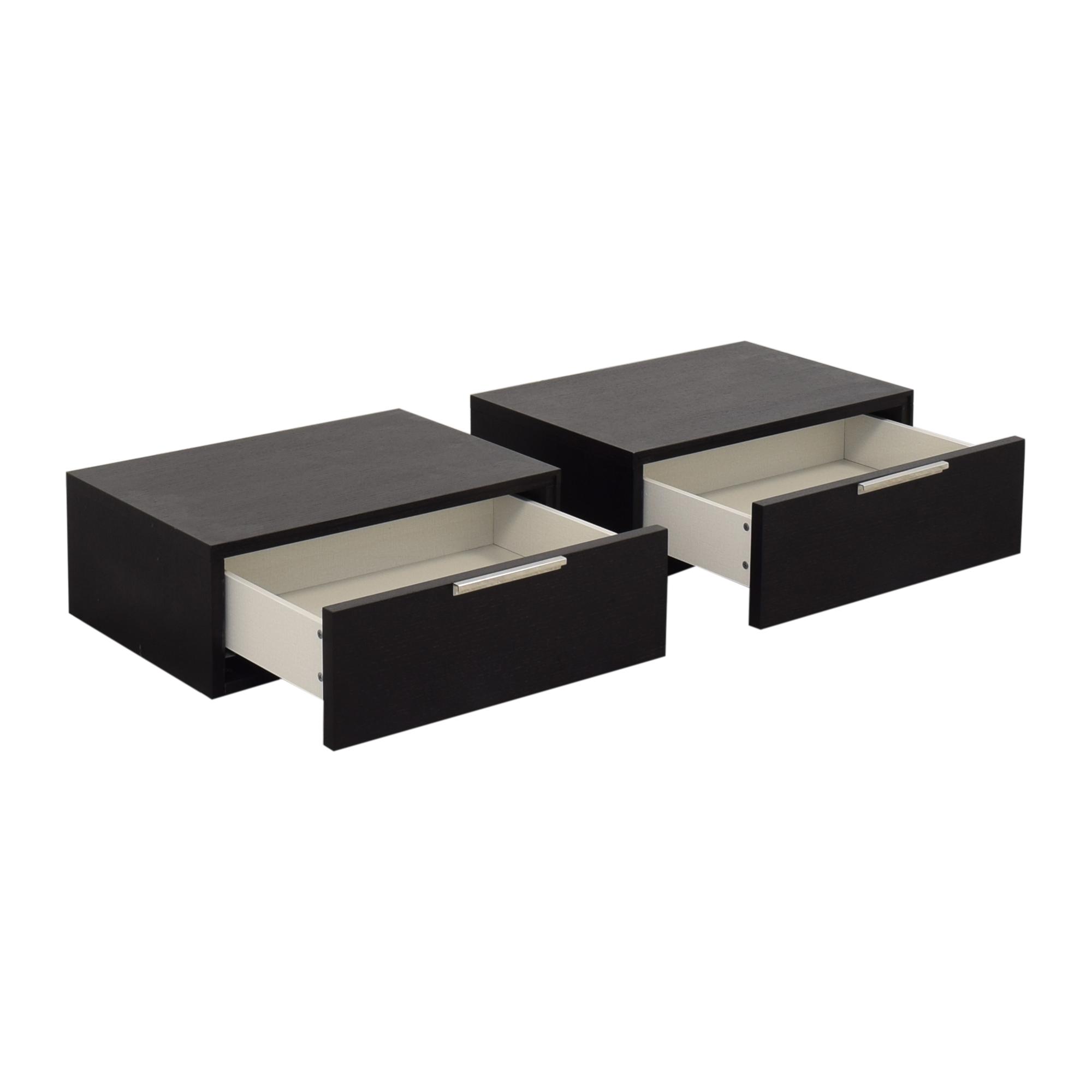 Modloft Modloft Thomspon Two-Drawer Nightstands price