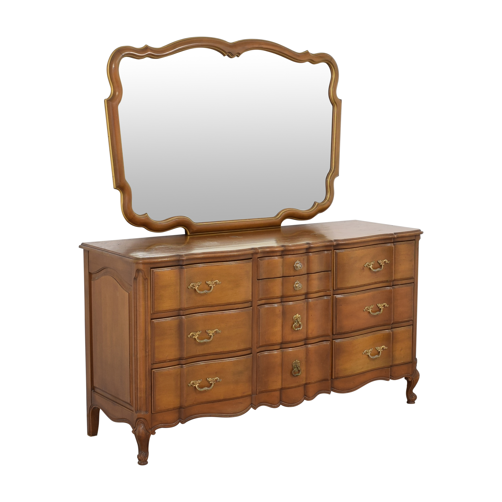 shop Orleans Collection Dresser with Mirror