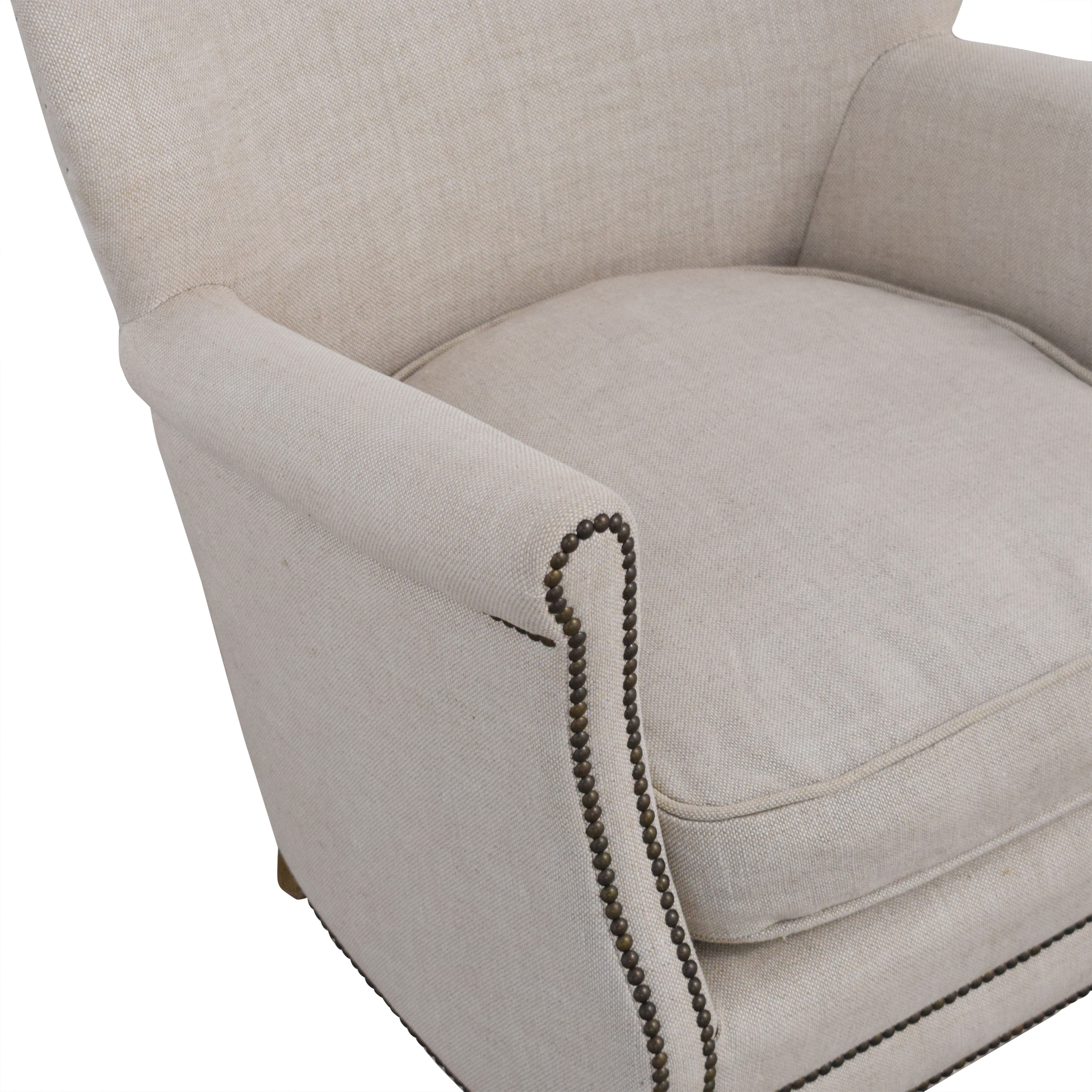 Restoration Hardware Restoration Hardware Professors Chair with Nailheads coupon