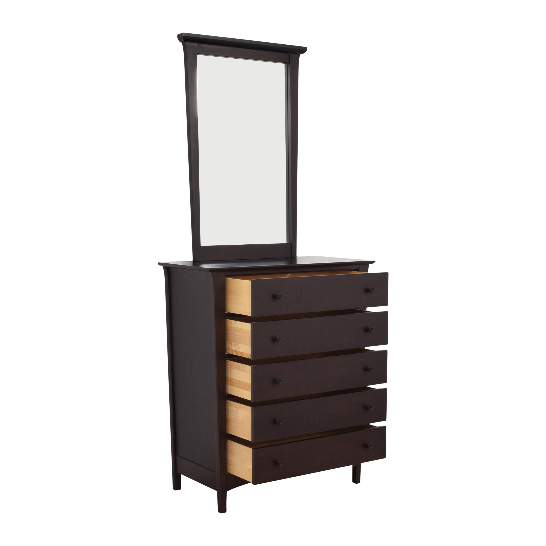 shop Baronet Dresser and Mirror Baronet Dressers