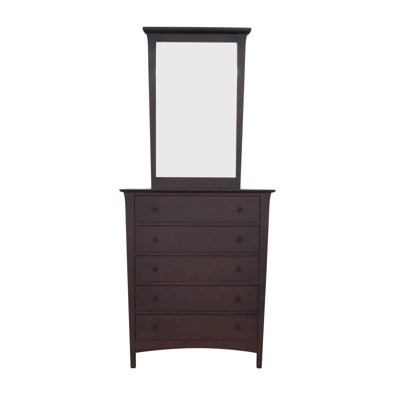 Baronet Baronet Dresser and Mirror dimensions