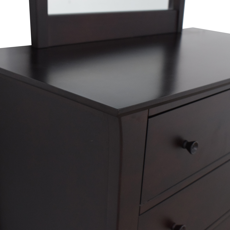 Baronet Baronet Dresser and Mirror