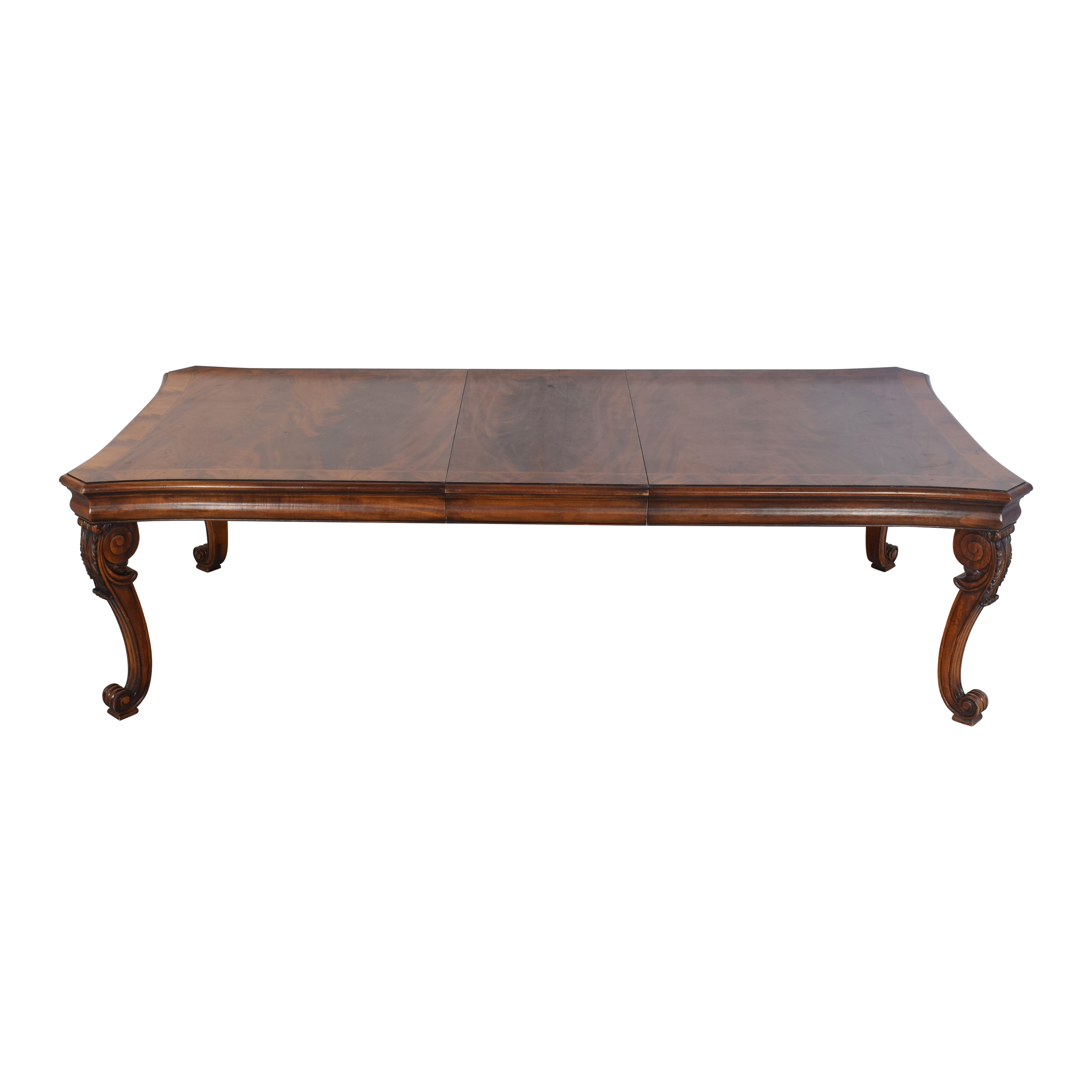 Ralph Lauren Home Ralph Lauren Home Beekman Mahogany Dining Table with Two Additional Leaves coupon