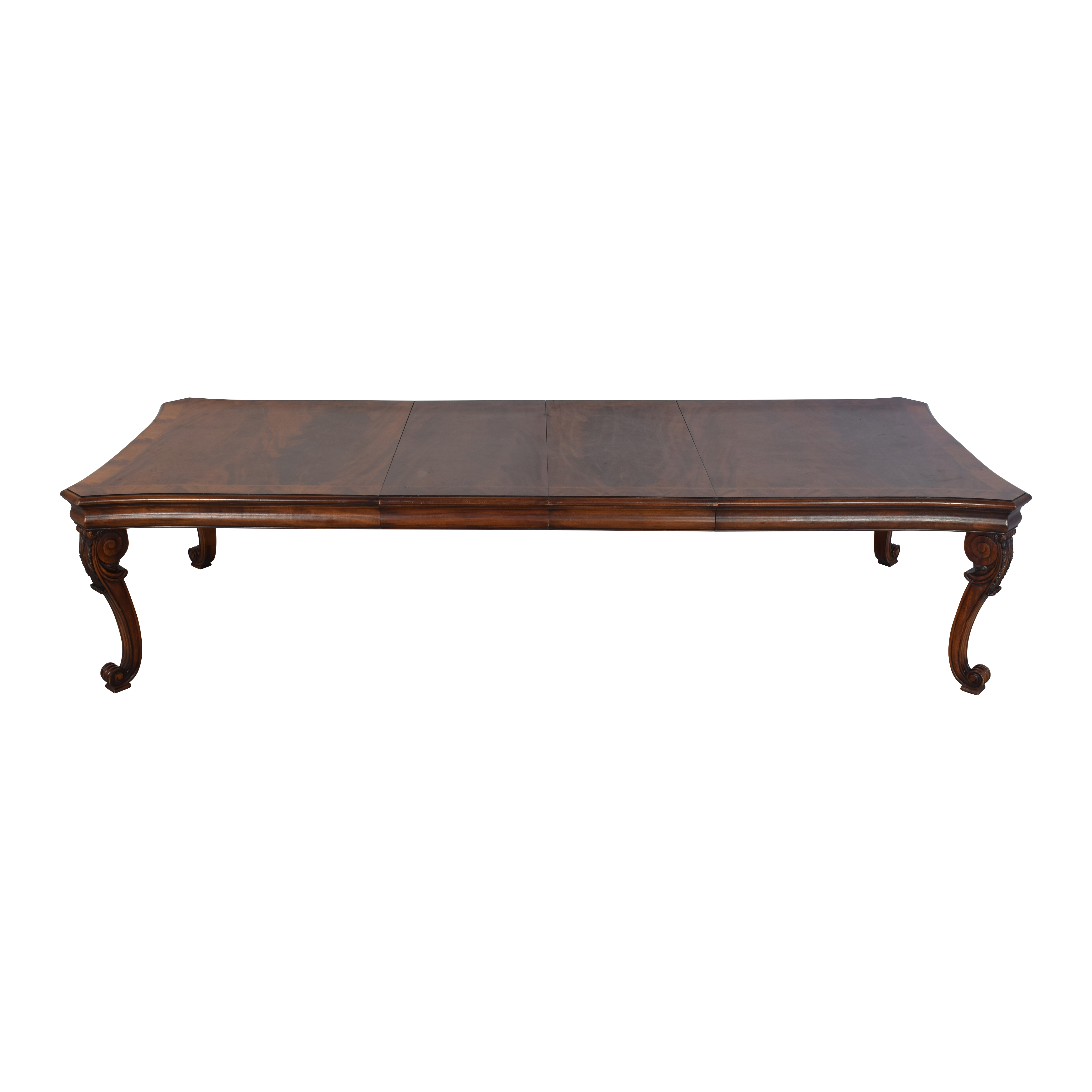 Ralph Lauren Home Ralph Lauren Home Beekman Mahogany Dining Table with Two Additional Leaves nyc