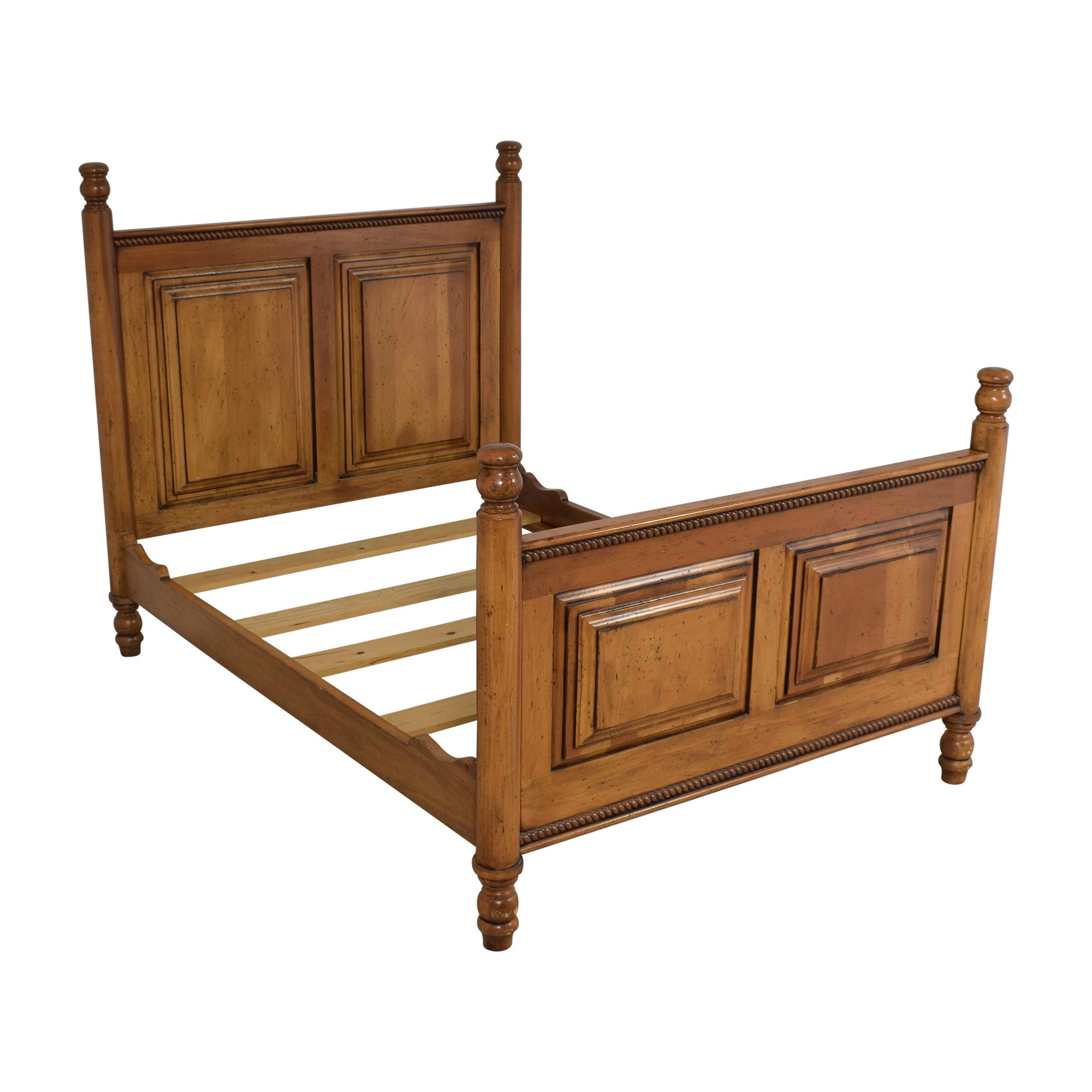 Weathered Aidan Full Bed