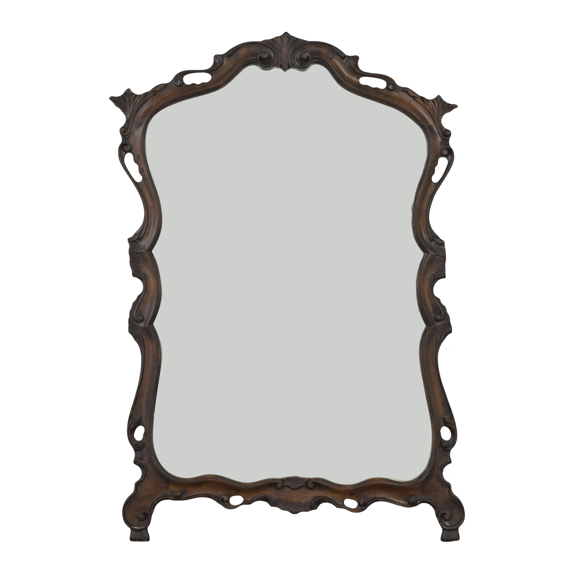 shop  Custom Framed Stained Mirror online