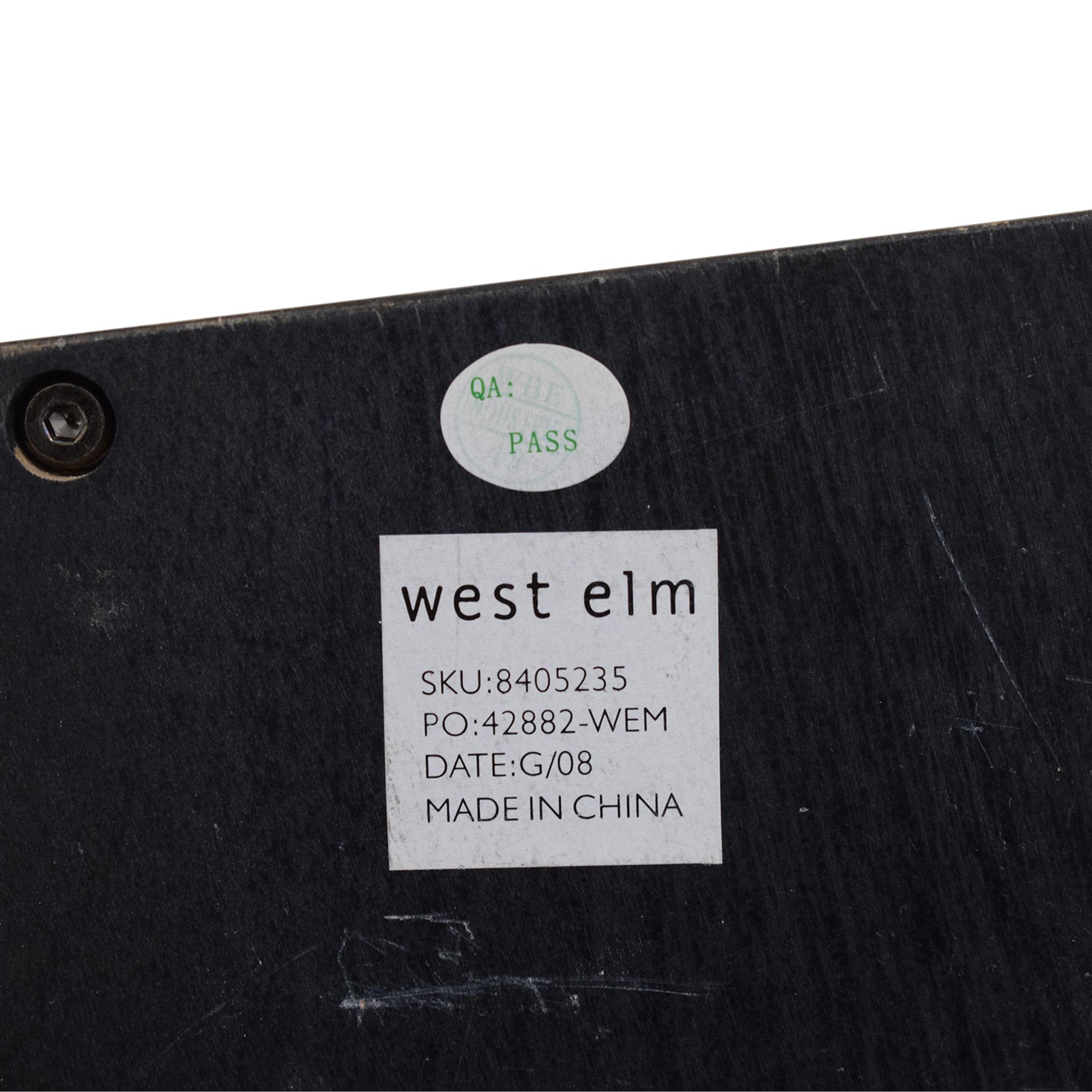West Elm Everywhere Storage Two Door Cabinet / Storage