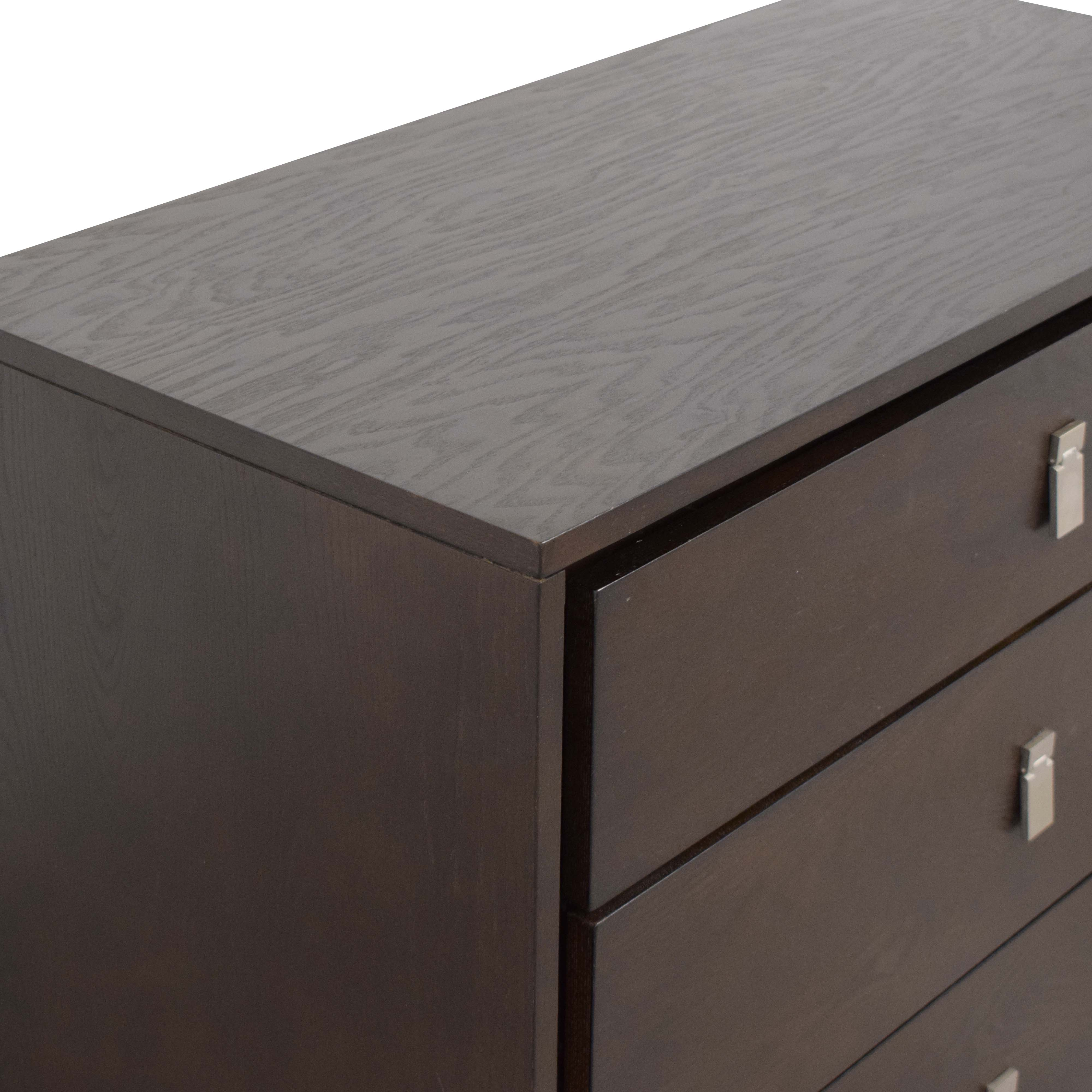 West Elm Niche Three Drawer Dresser / Storage