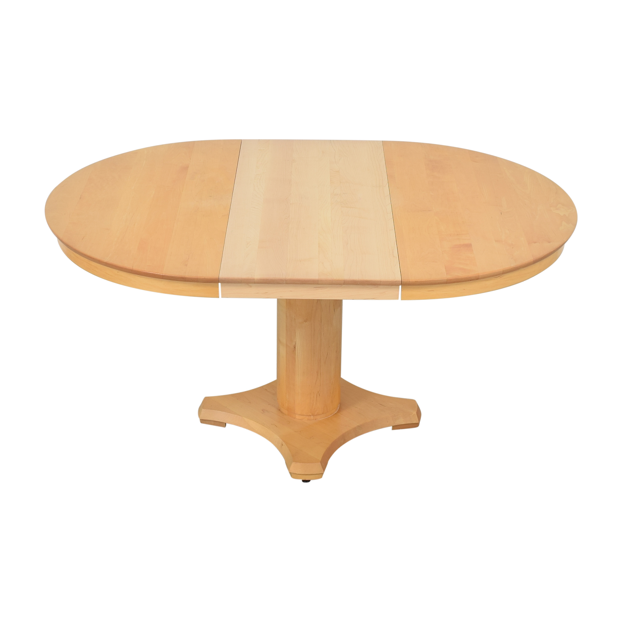 buy Crate & Barrel Dining Round Dinner Table Crate & Barrel Tables