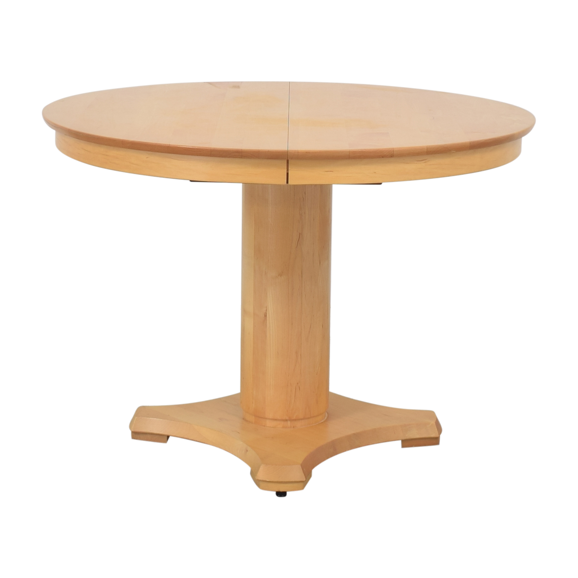 Crate & Barrel Dining Round Dinner Table / Dinner Tables
